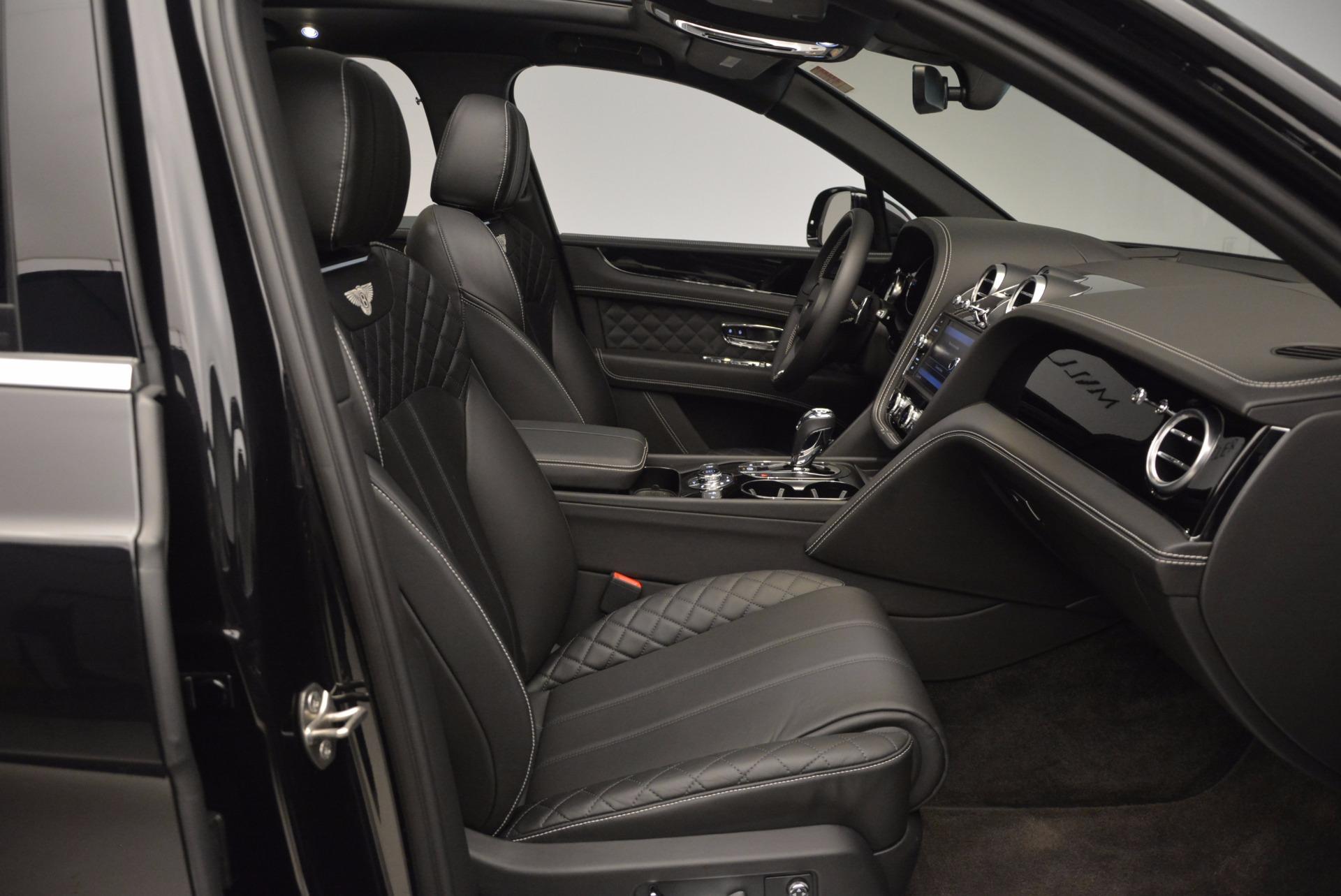 New 2017 Bentley Bentayga  For Sale In Westport, CT 941_p38