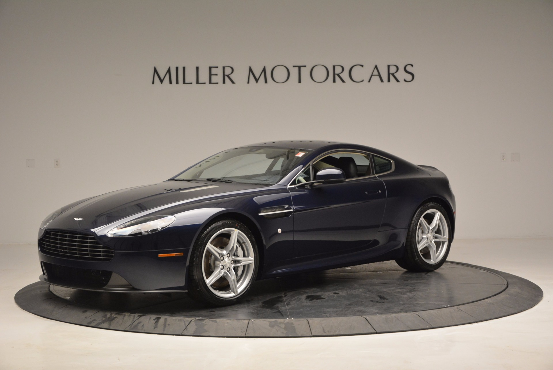 Used 2016 Aston Martin V8 Vantage  For Sale In Westport, CT 942_p2