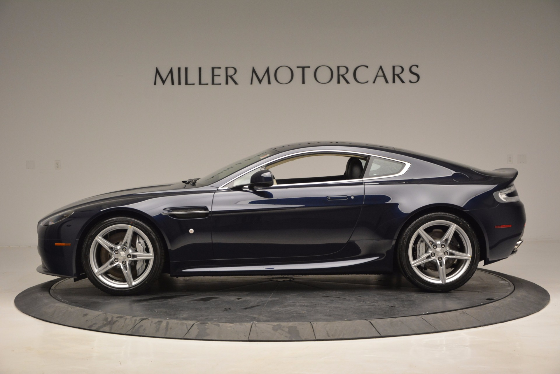 Used 2016 Aston Martin V8 Vantage  For Sale In Westport, CT 942_p3
