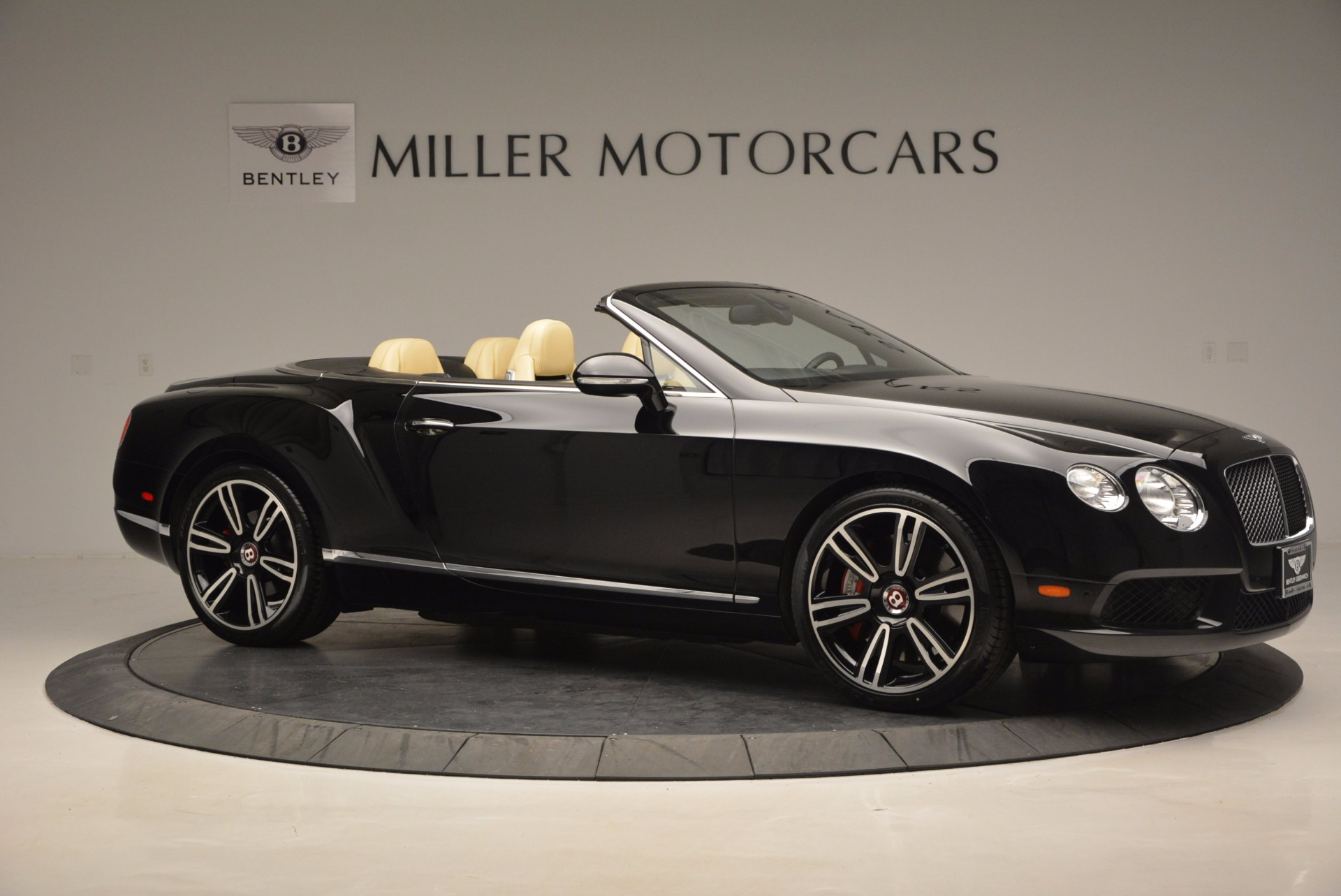 Used 2013 Bentley Continental GT V8 For Sale In Westport, CT 945_p11