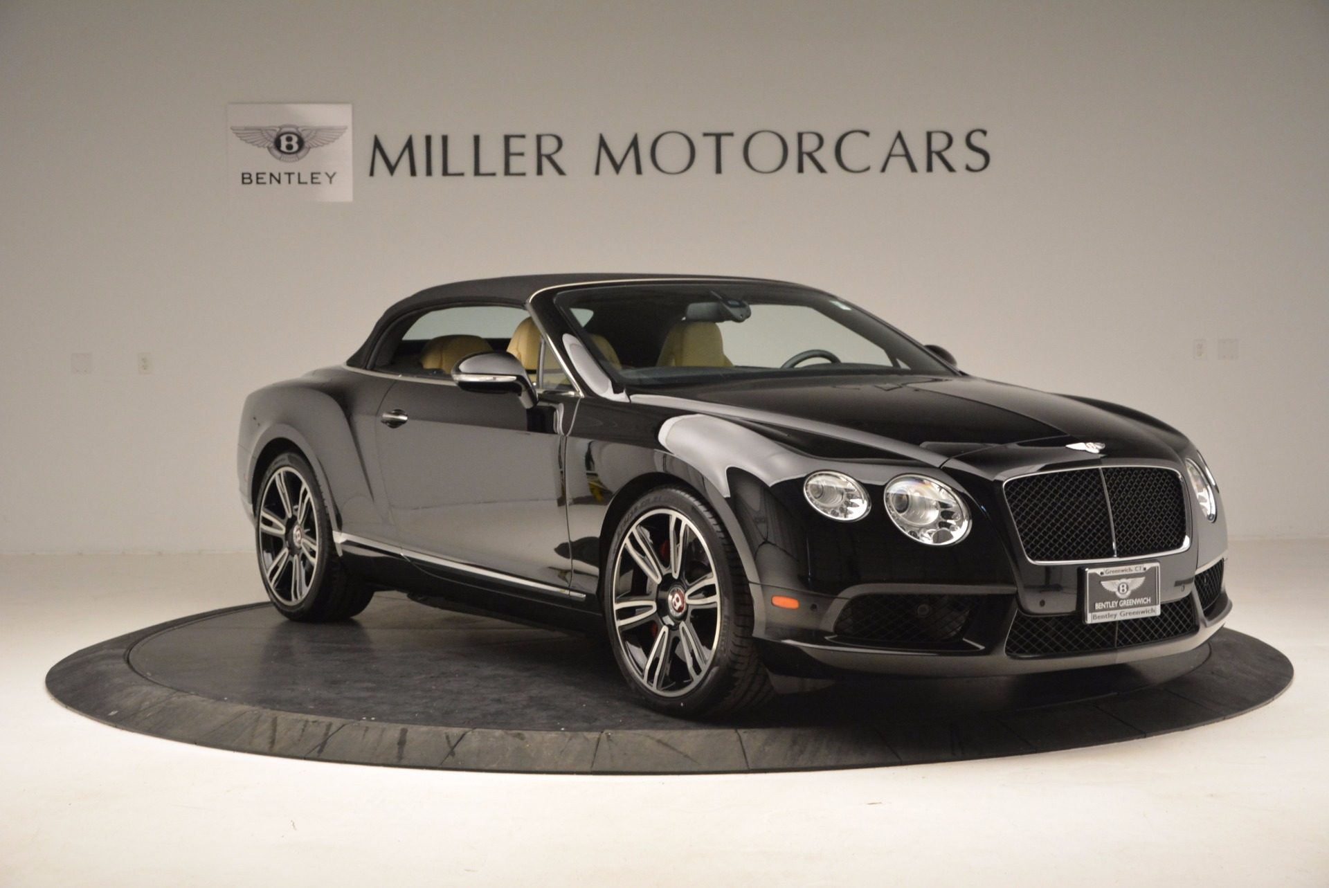 Used 2013 Bentley Continental GT V8 For Sale In Westport, CT 945_p24