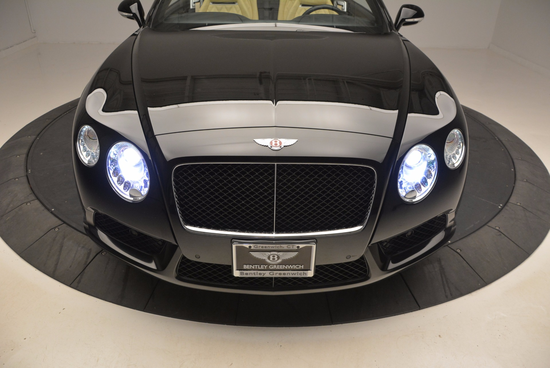 Used 2013 Bentley Continental GT V8 For Sale In Westport, CT 945_p30