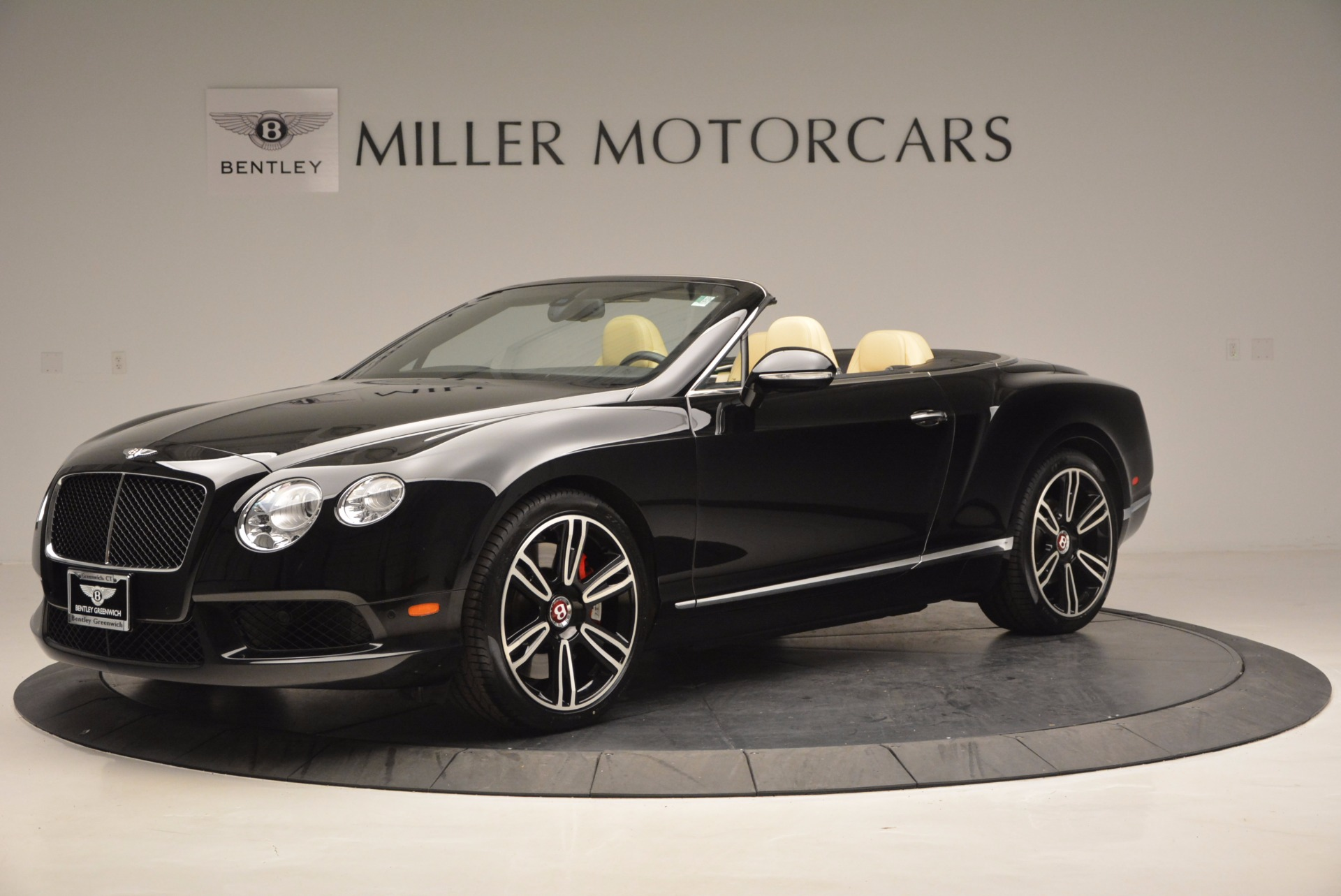 Used 2013 Bentley Continental GT V8 For Sale In Westport, CT 945_p3