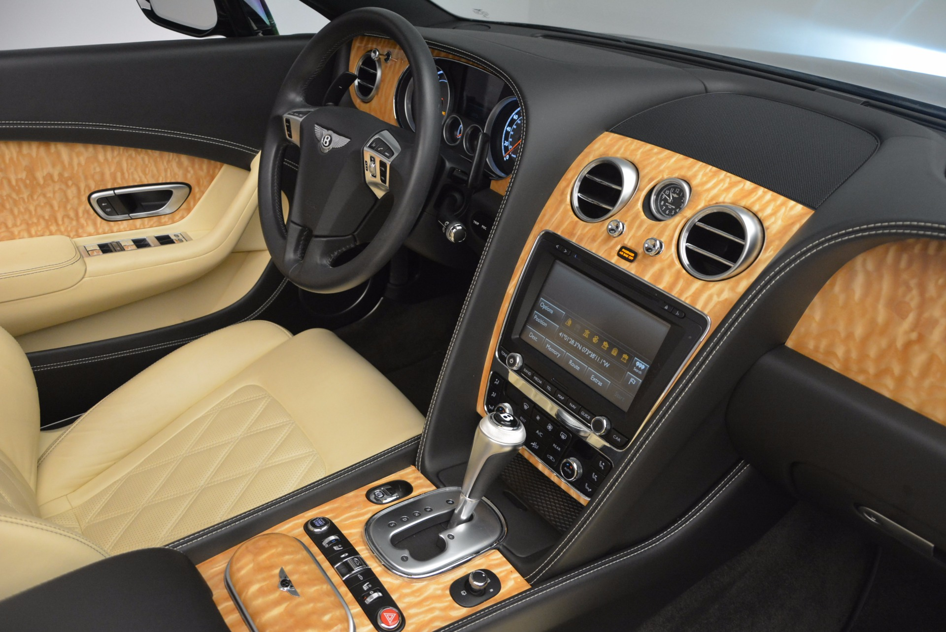 Used 2013 Bentley Continental GT V8 For Sale In Westport, CT 945_p48