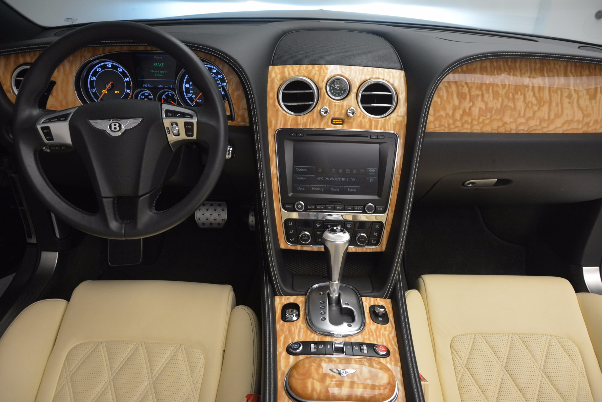 Used 2013 Bentley Continental GT V8 For Sale In Westport, CT 945_p51