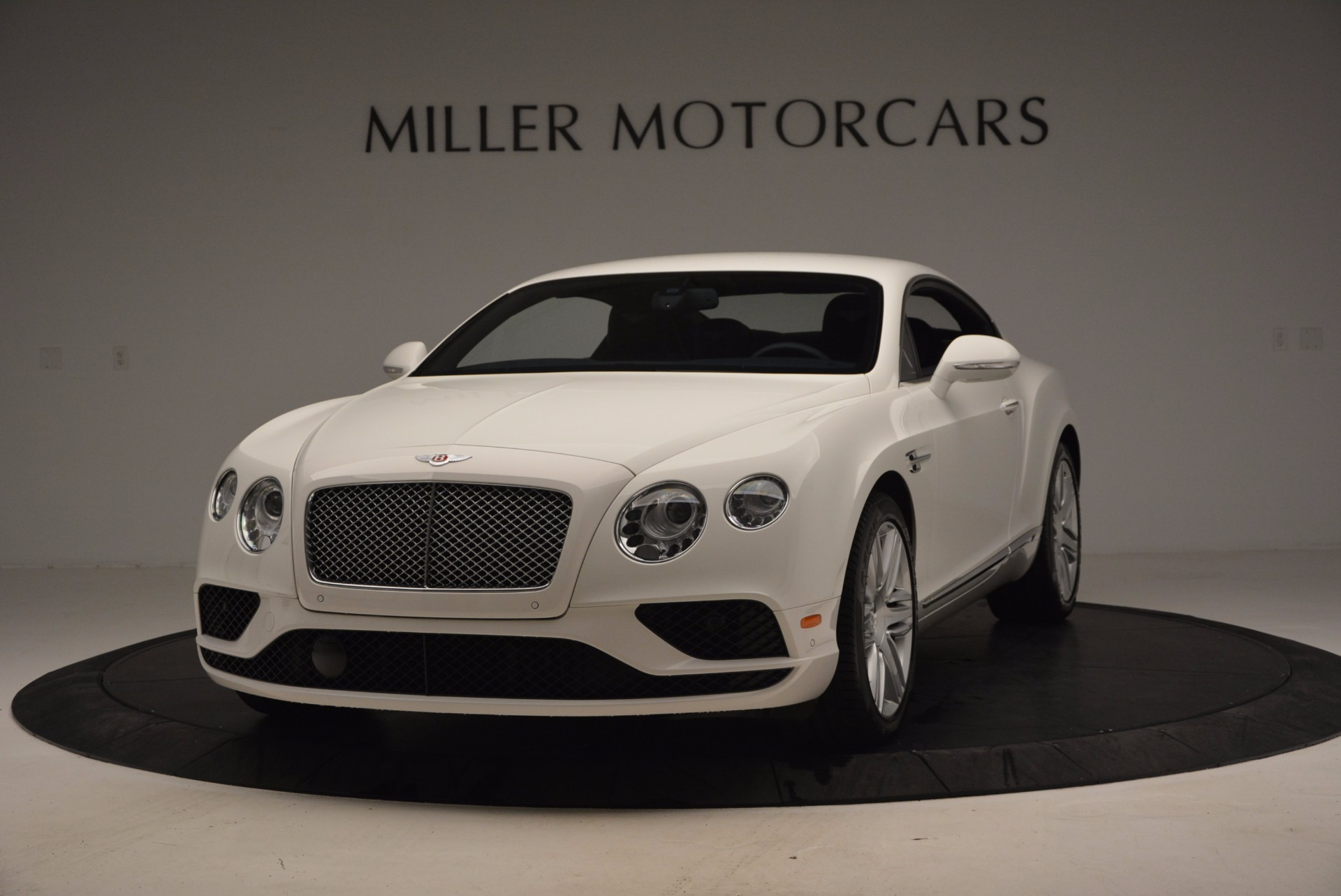 Used 2016 Bentley Continental GT V8 For Sale In Westport, CT 946_main