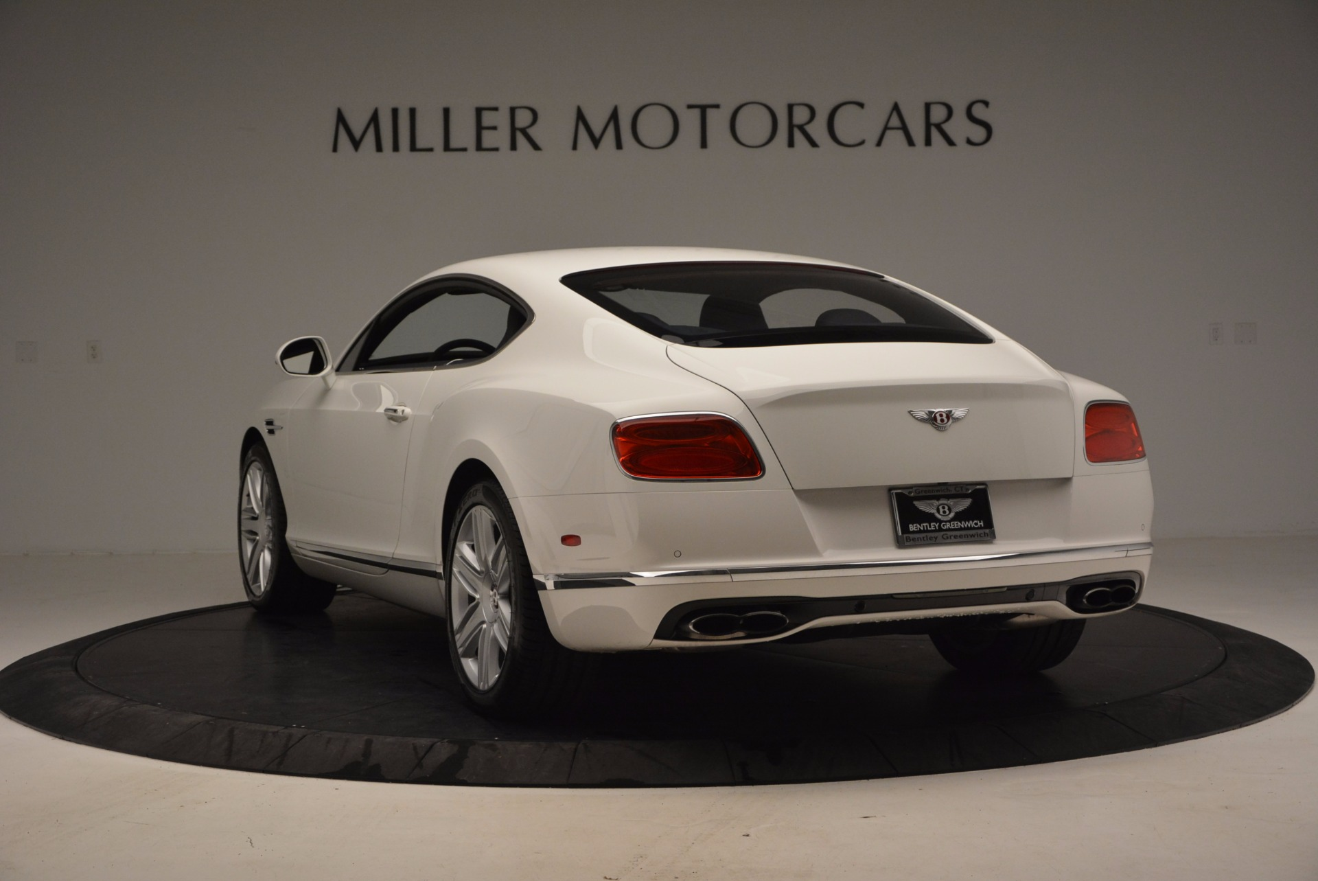 Used 2016 Bentley Continental GT V8 For Sale In Westport, CT 946_p5