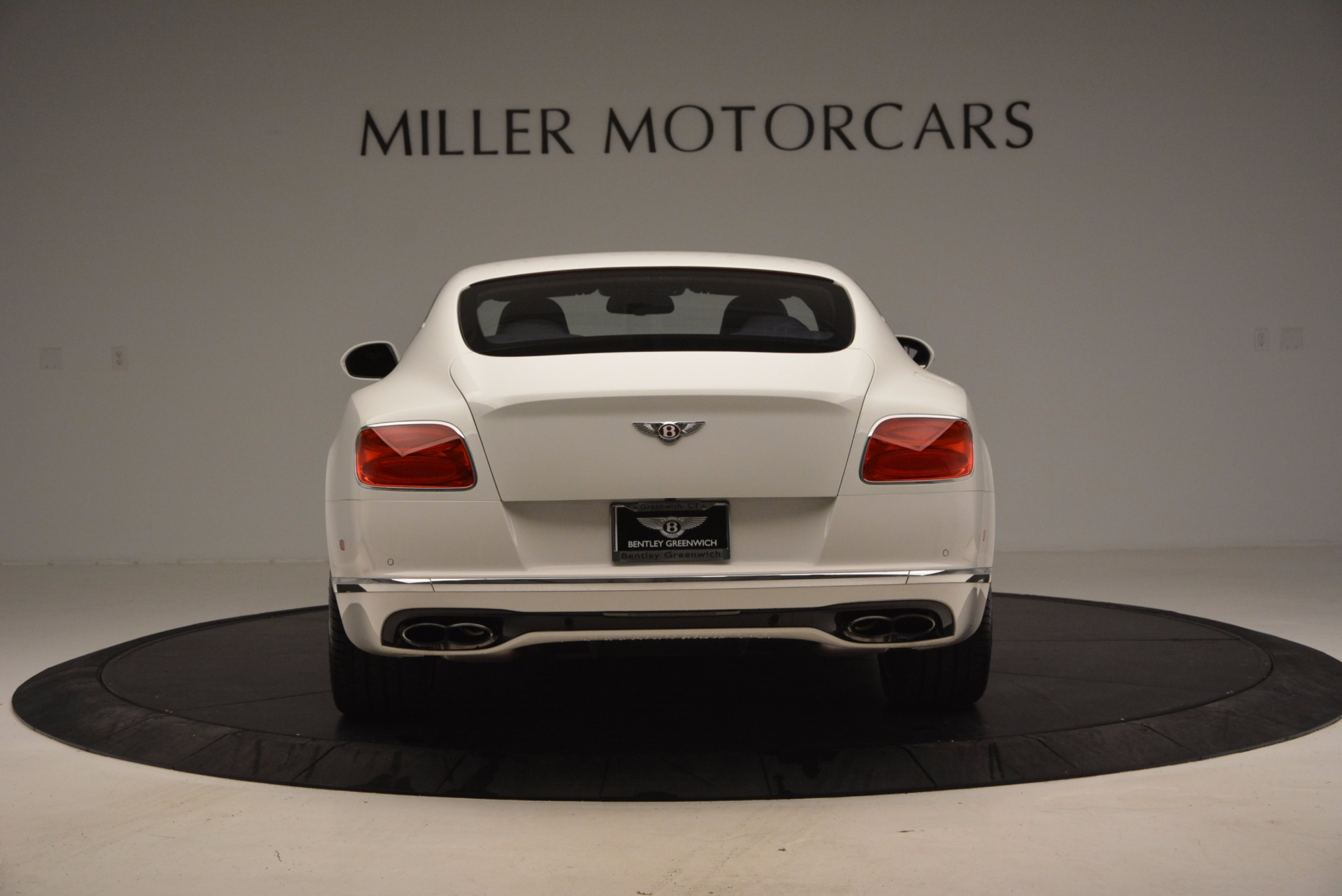 Used 2016 Bentley Continental GT V8 For Sale In Westport, CT 946_p6