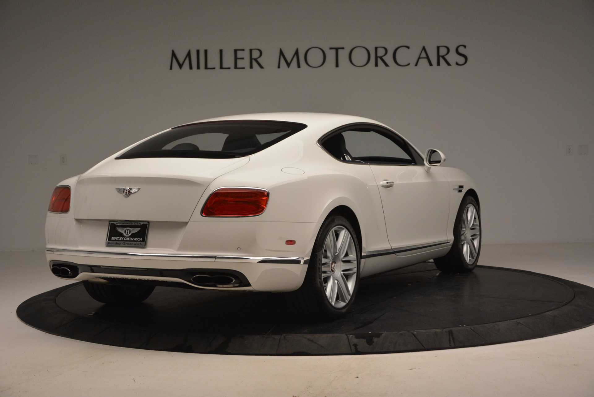 Used 2016 Bentley Continental GT V8 For Sale In Westport, CT 946_p7