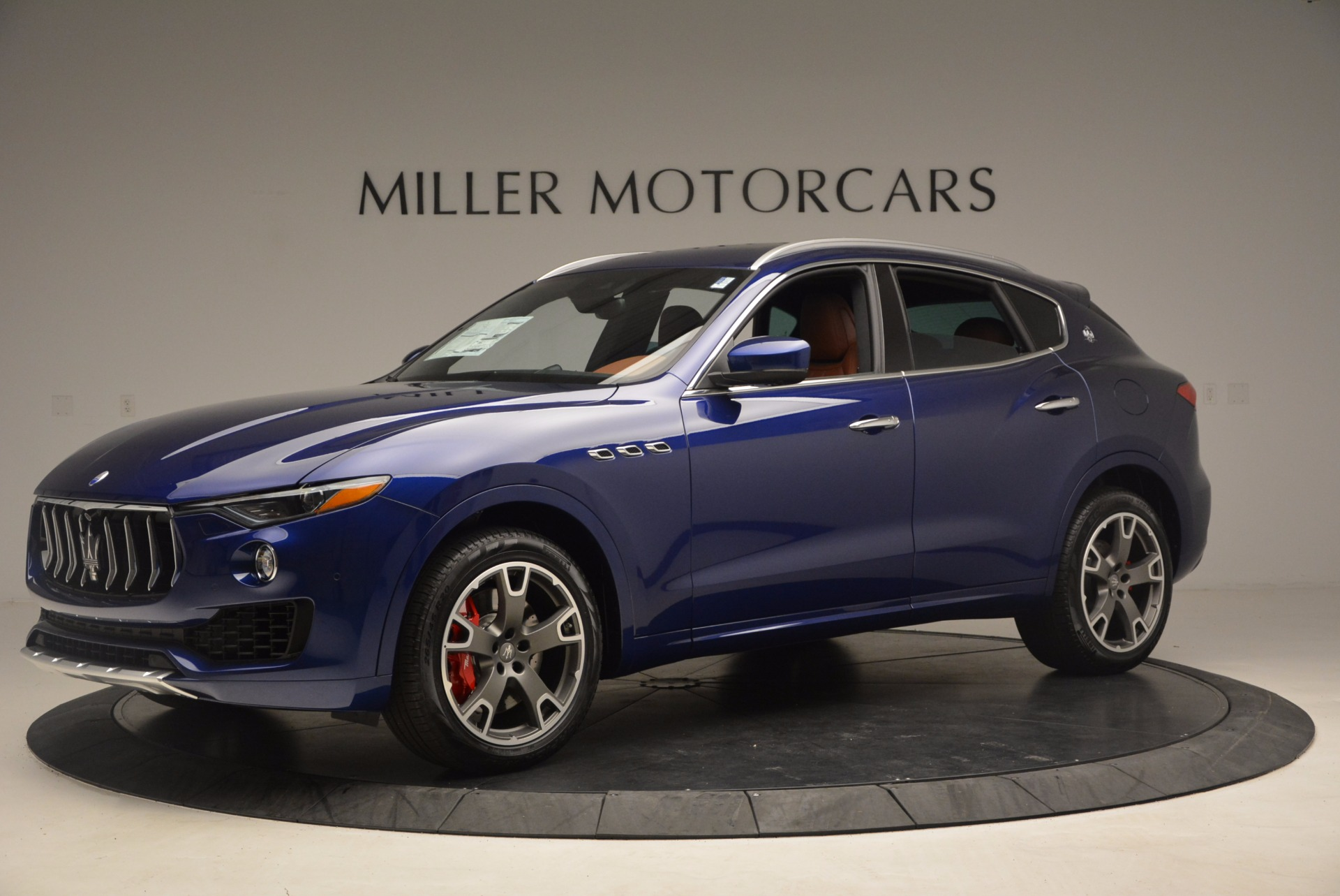 New 2017 Maserati Levante S For Sale In Westport, CT 948_p14