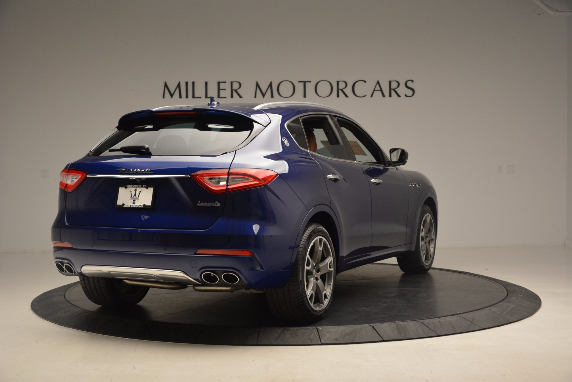 New 2017 Maserati Levante S For Sale In Westport, CT 948_p19