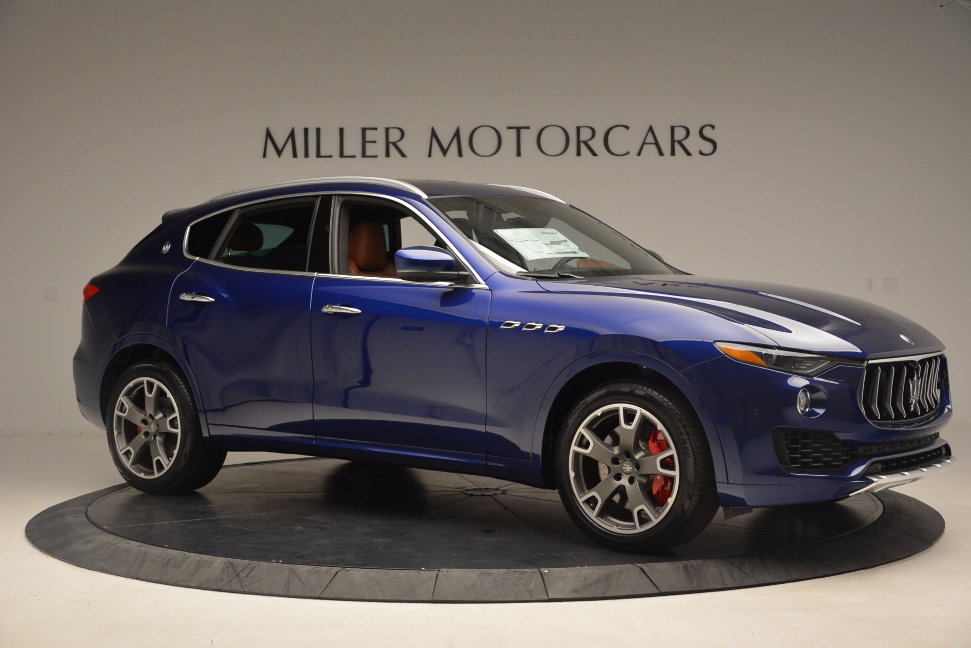 New 2017 Maserati Levante S For Sale In Westport, CT 948_p22