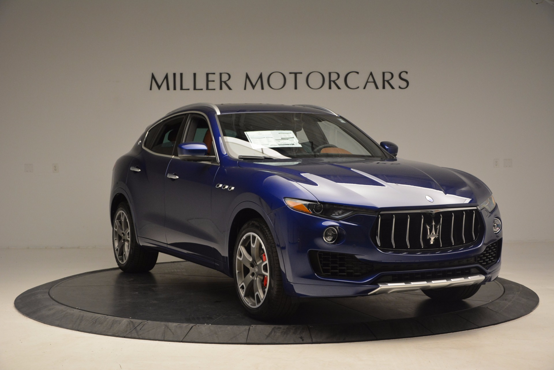 New 2017 Maserati Levante S For Sale In Westport, CT 948_p23