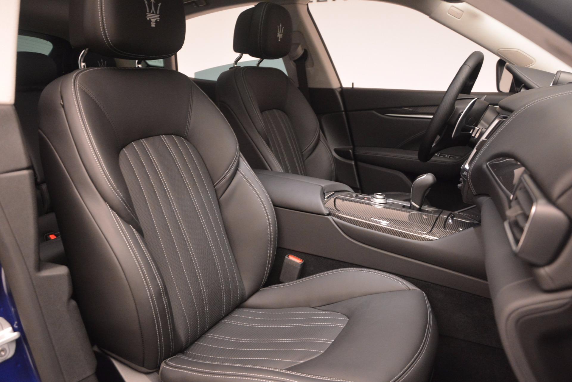 New 2017 Maserati Levante S For Sale In Westport, CT 949_p21