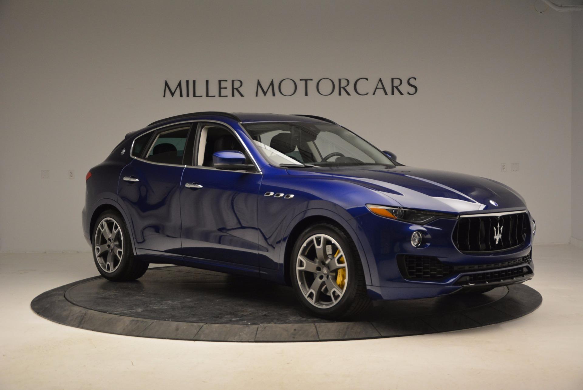 New 2017 Maserati Levante S For Sale In Westport, CT 949_p9
