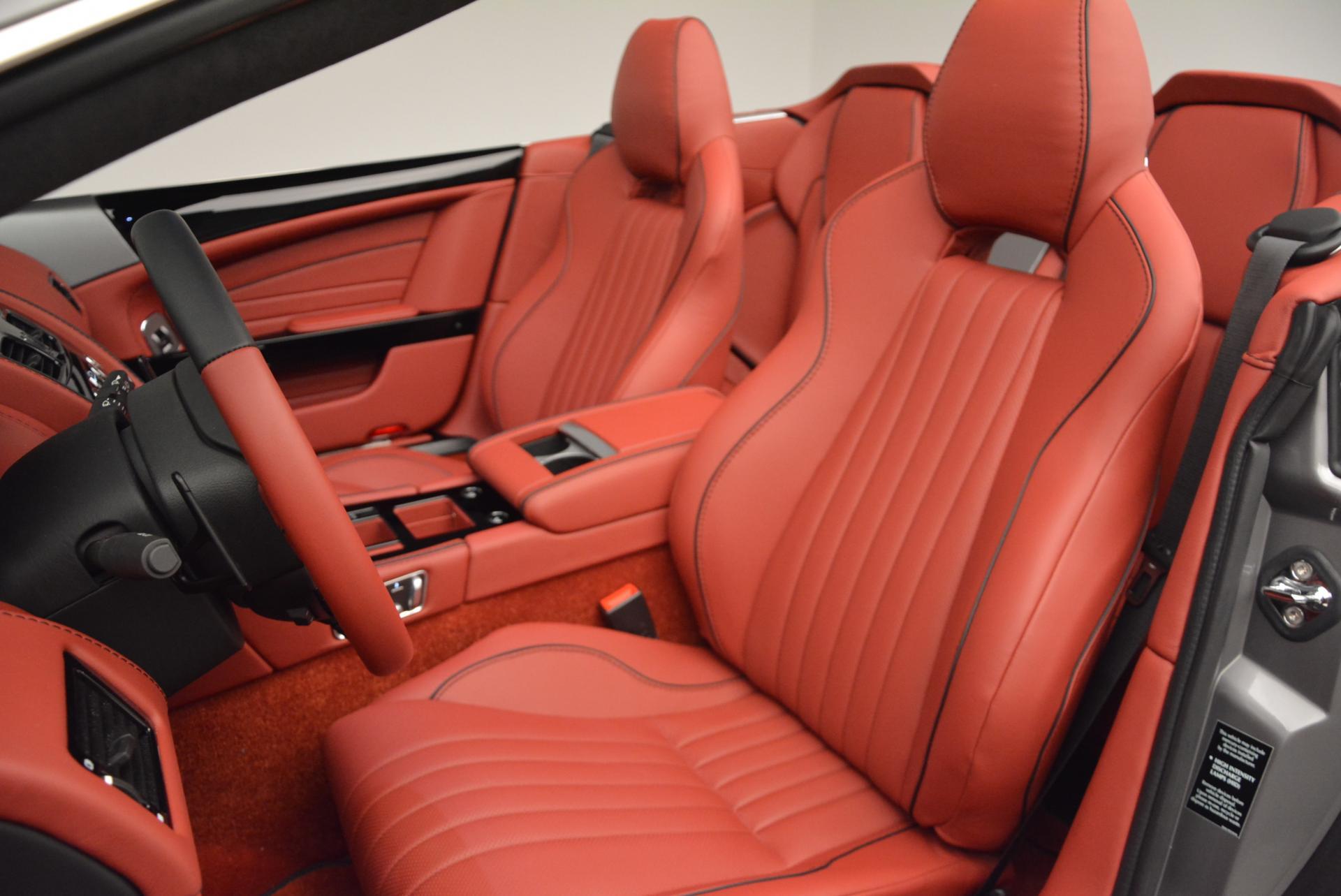 New 2016 Aston Martin DB9 GT Volante For Sale In Westport, CT 95_p21