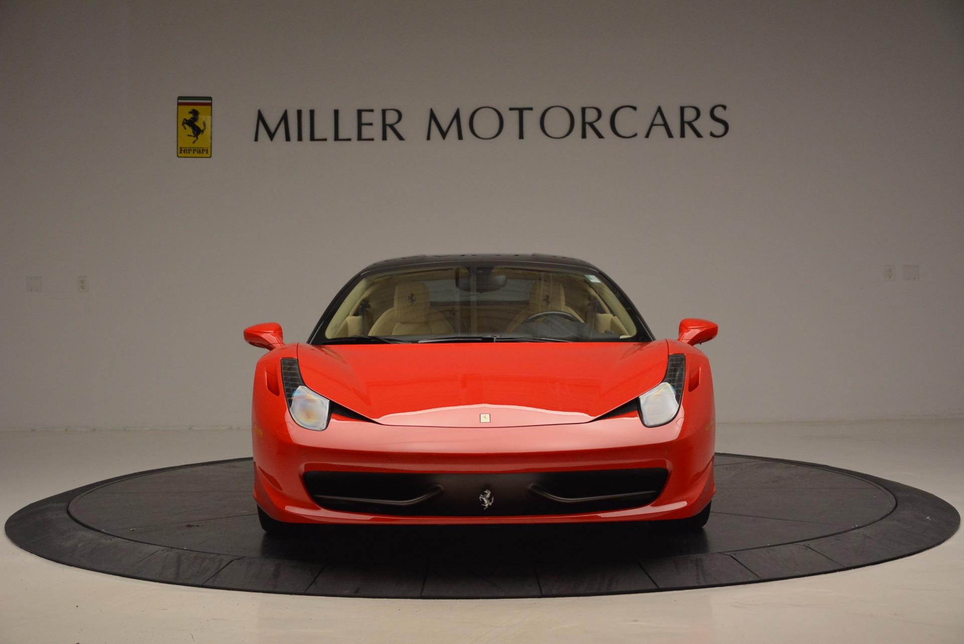 Used 2011 Ferrari 458 Italia  For Sale In Westport, CT 953_p12