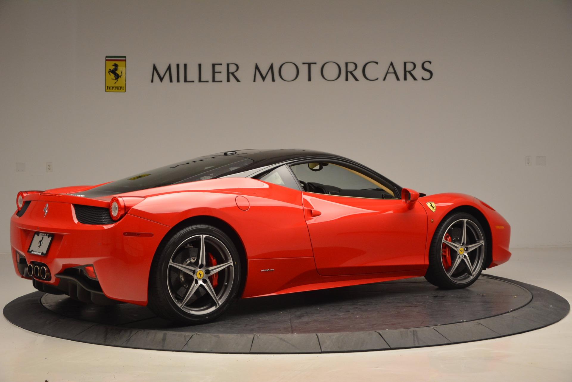 Used 2011 Ferrari 458 Italia  For Sale In Westport, CT 953_p8