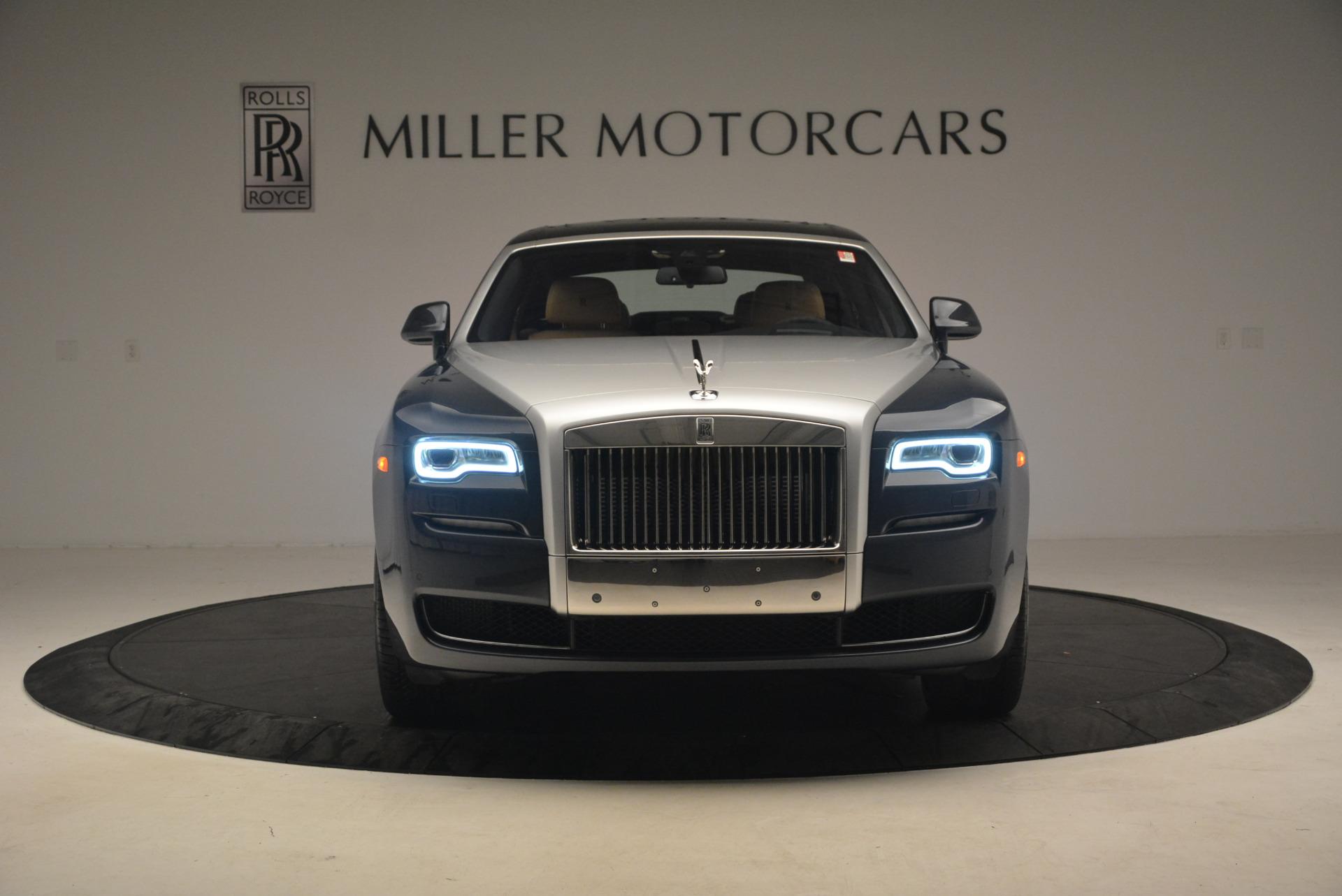 Used 2017 Rolls-Royce Ghost  For Sale In Westport, CT 954_p12