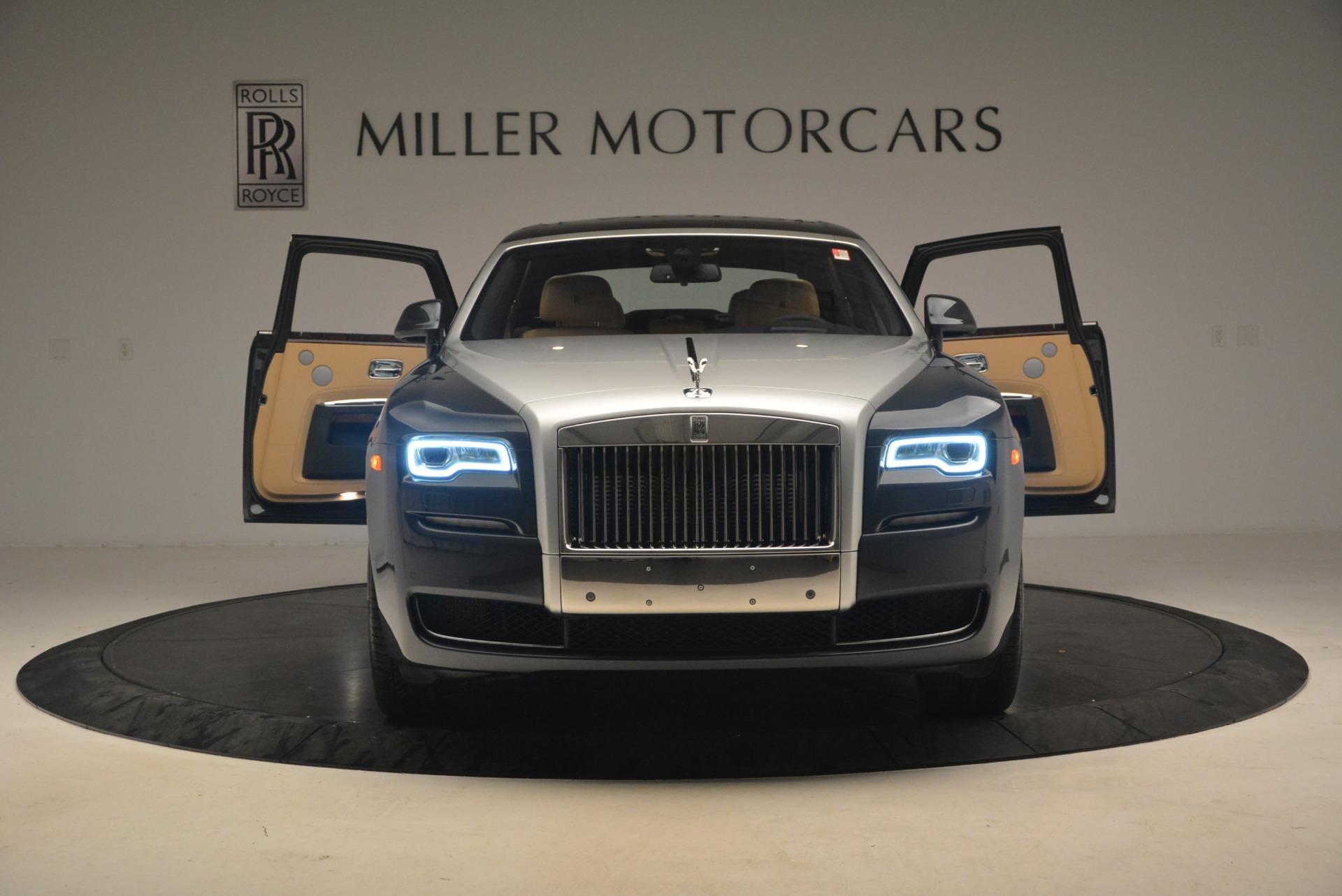 Used 2017 Rolls-Royce Ghost  For Sale In Westport, CT 954_p13
