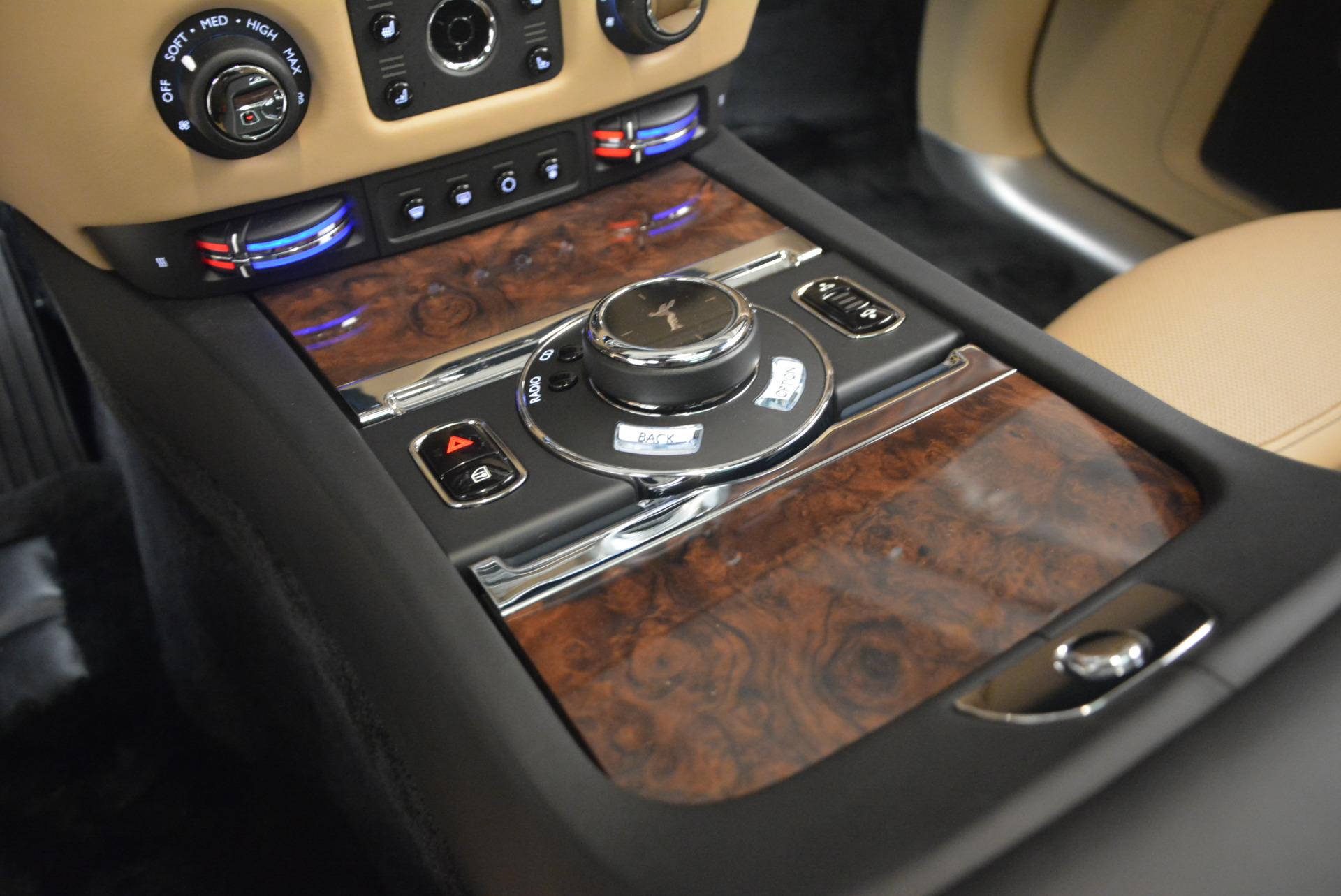 Used 2017 Rolls-Royce Ghost  For Sale In Westport, CT 954_p23
