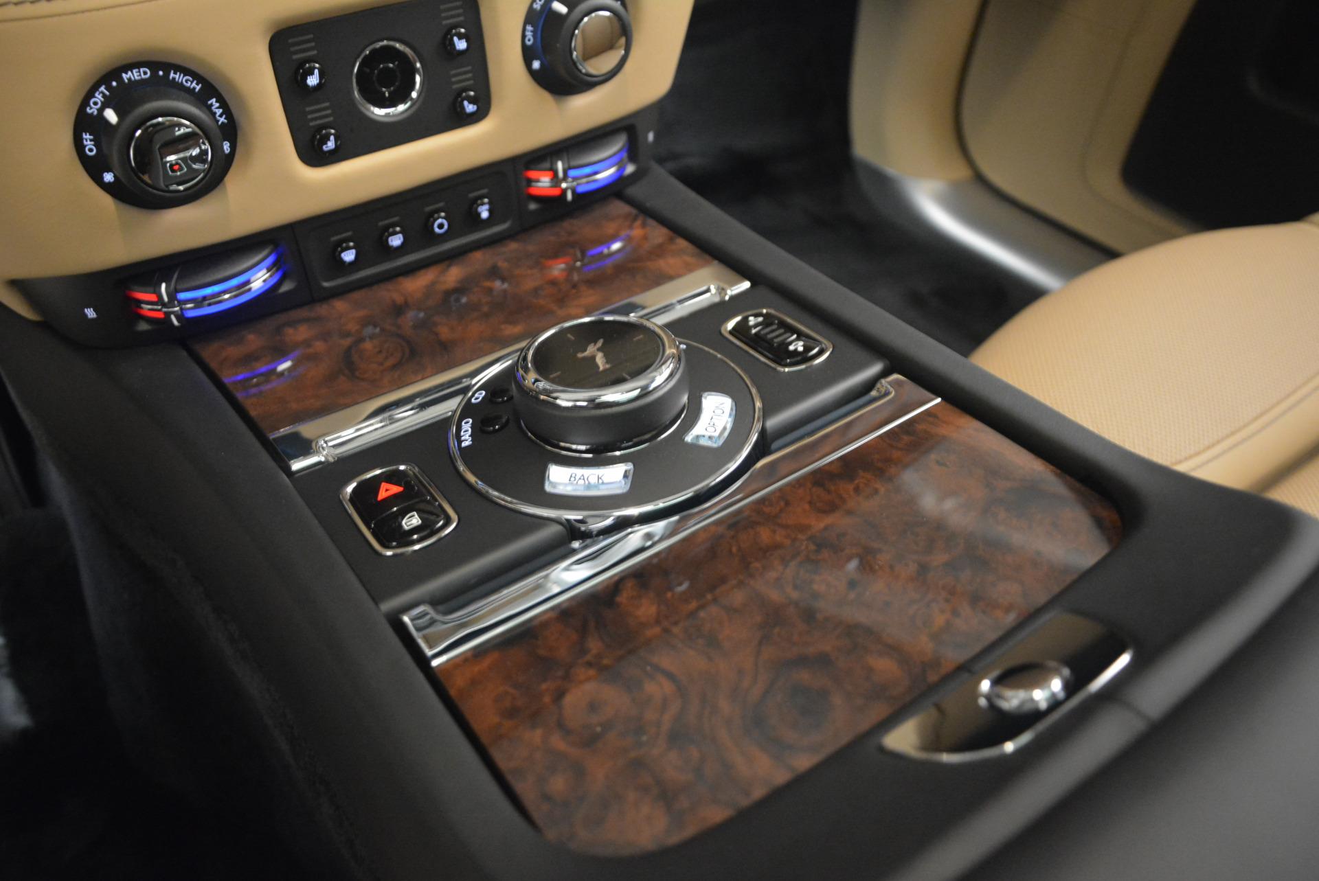 Used 2017 Rolls-Royce Ghost  For Sale In Westport, CT 954_p24