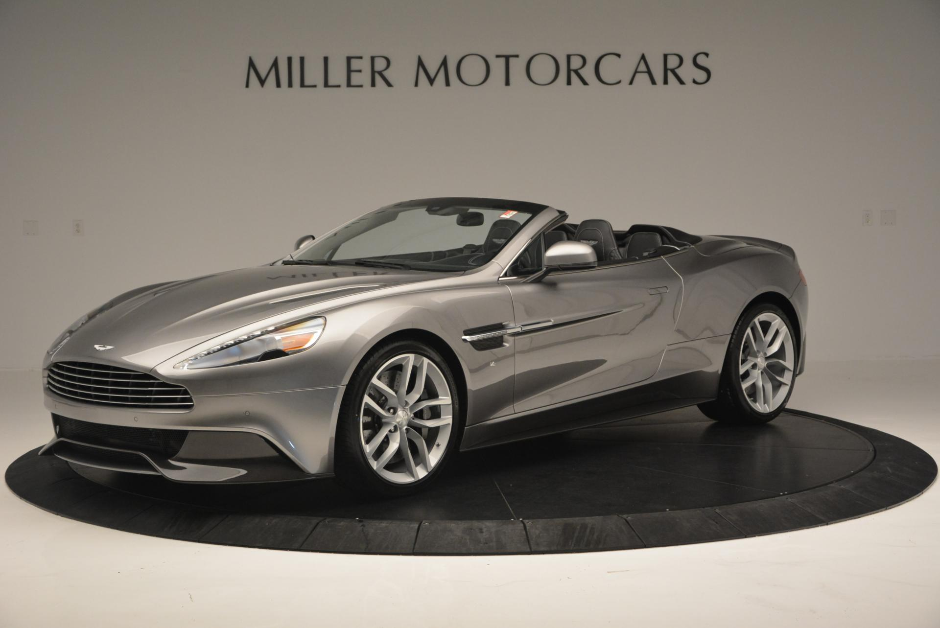 Used 2016 Aston Martin Vanquish Convertible For Sale In Westport, CT