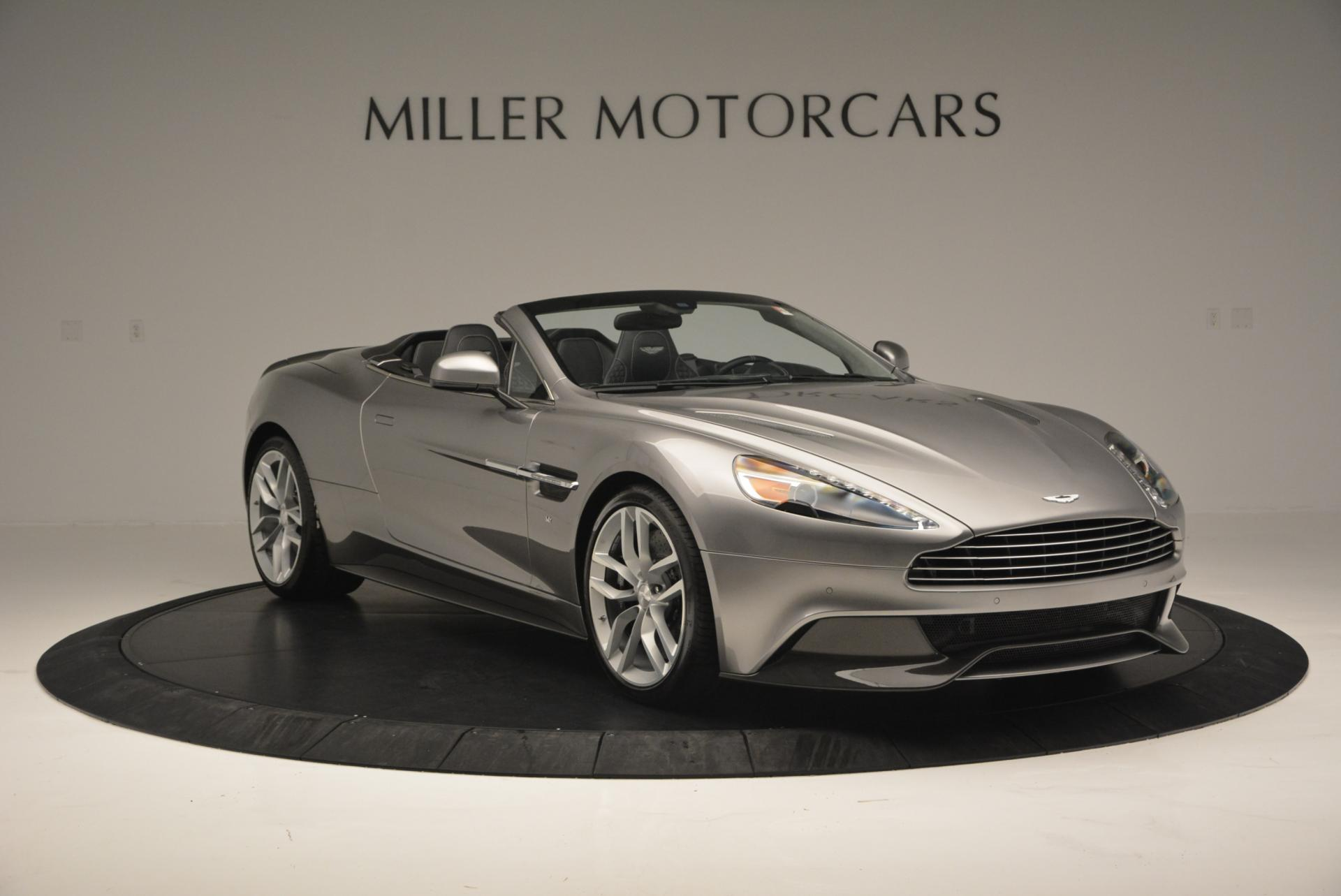 Used 2016 Aston Martin Vanquish Convertible For Sale In Westport, CT 96_p11
