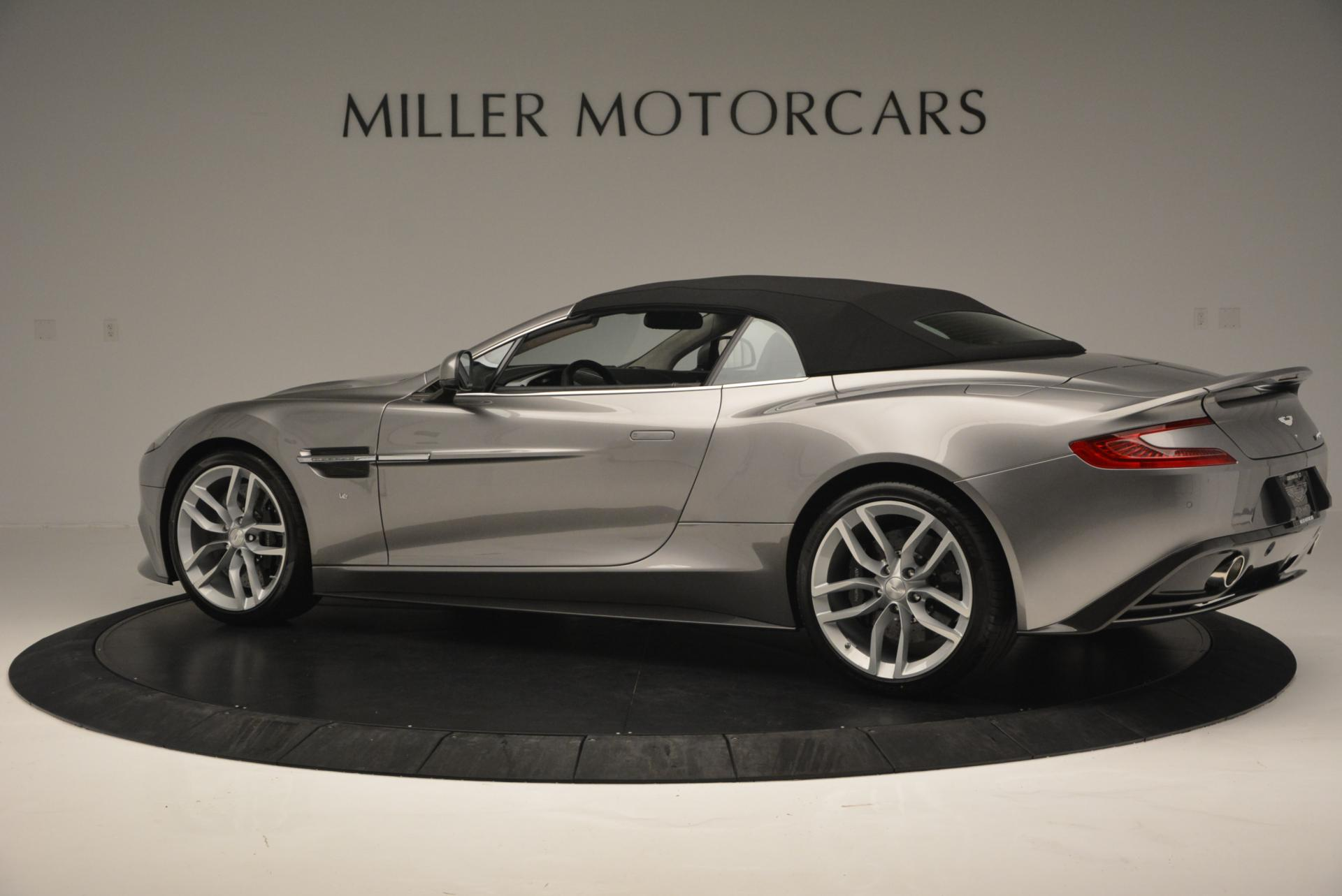 Used 2016 Aston Martin Vanquish Convertible For Sale In Westport, CT 96_p16