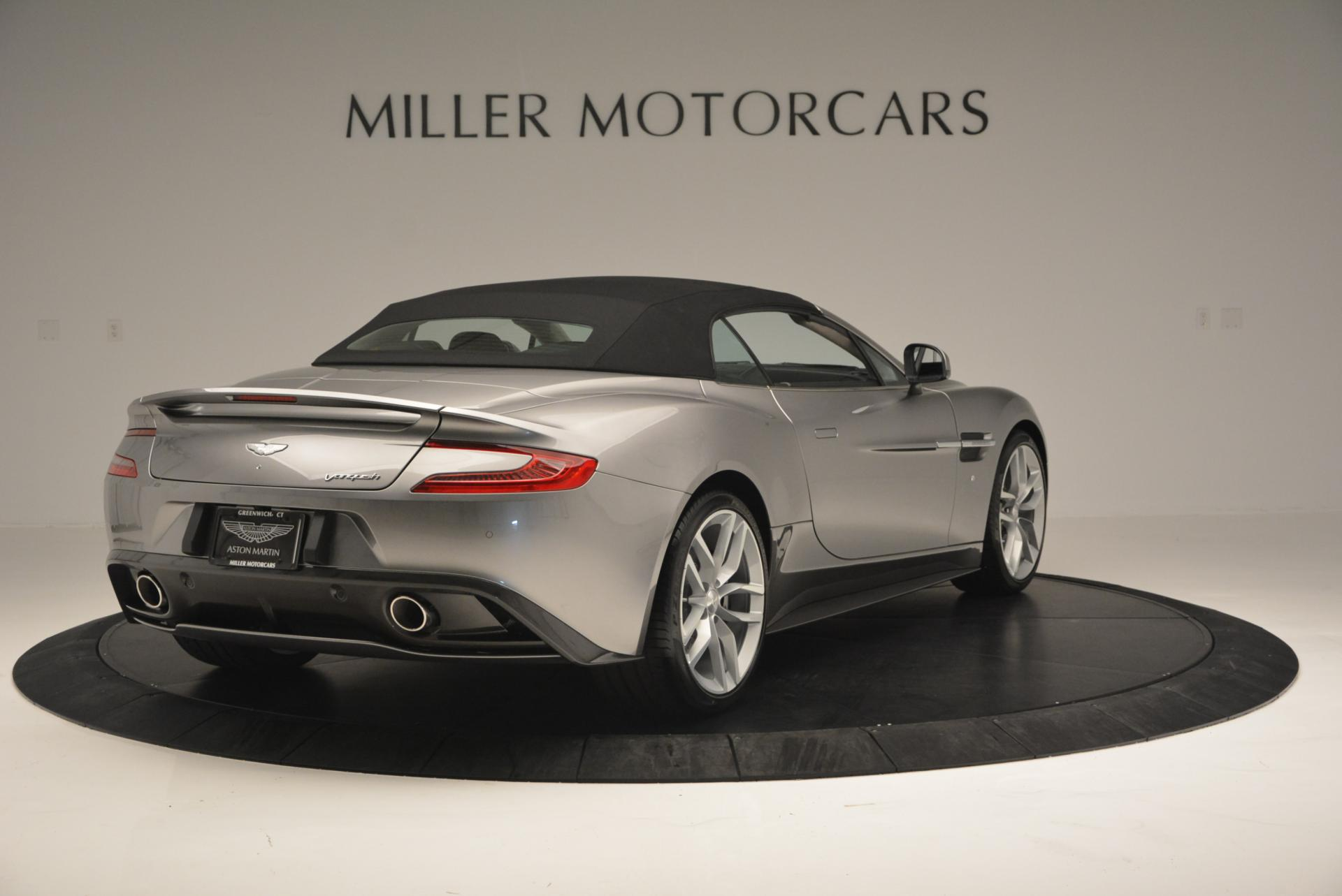 Used 2016 Aston Martin Vanquish Convertible For Sale In Westport, CT 96_p19