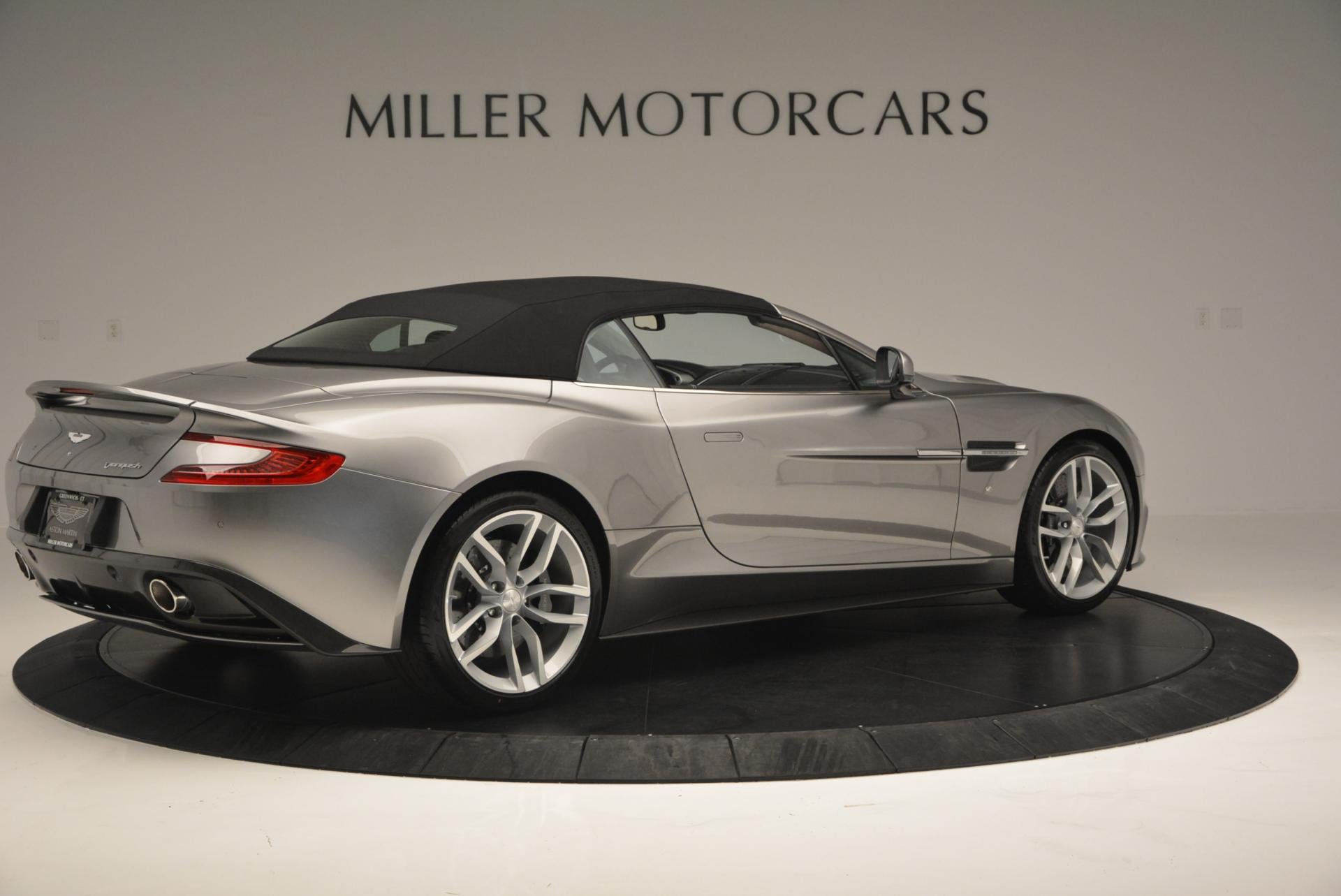 Used 2016 Aston Martin Vanquish Convertible For Sale In Westport, CT 96_p20