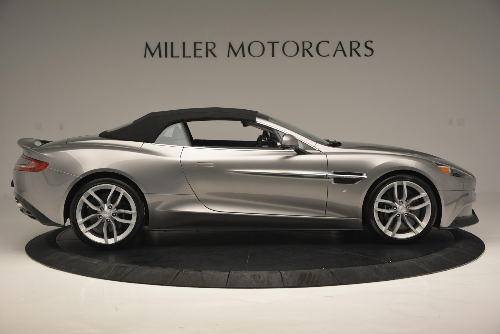 Used 2016 Aston Martin Vanquish Convertible For Sale In Westport, CT 96_p21
