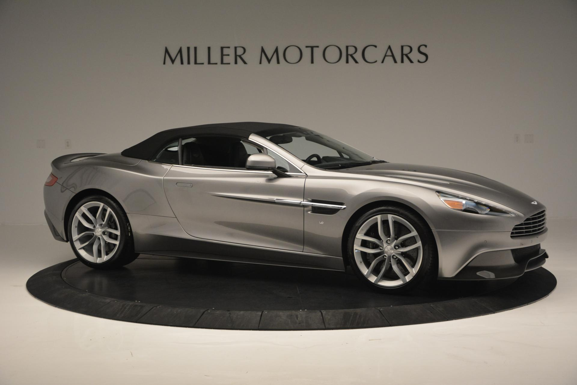Used 2016 Aston Martin Vanquish Convertible For Sale In Westport, CT 96_p22
