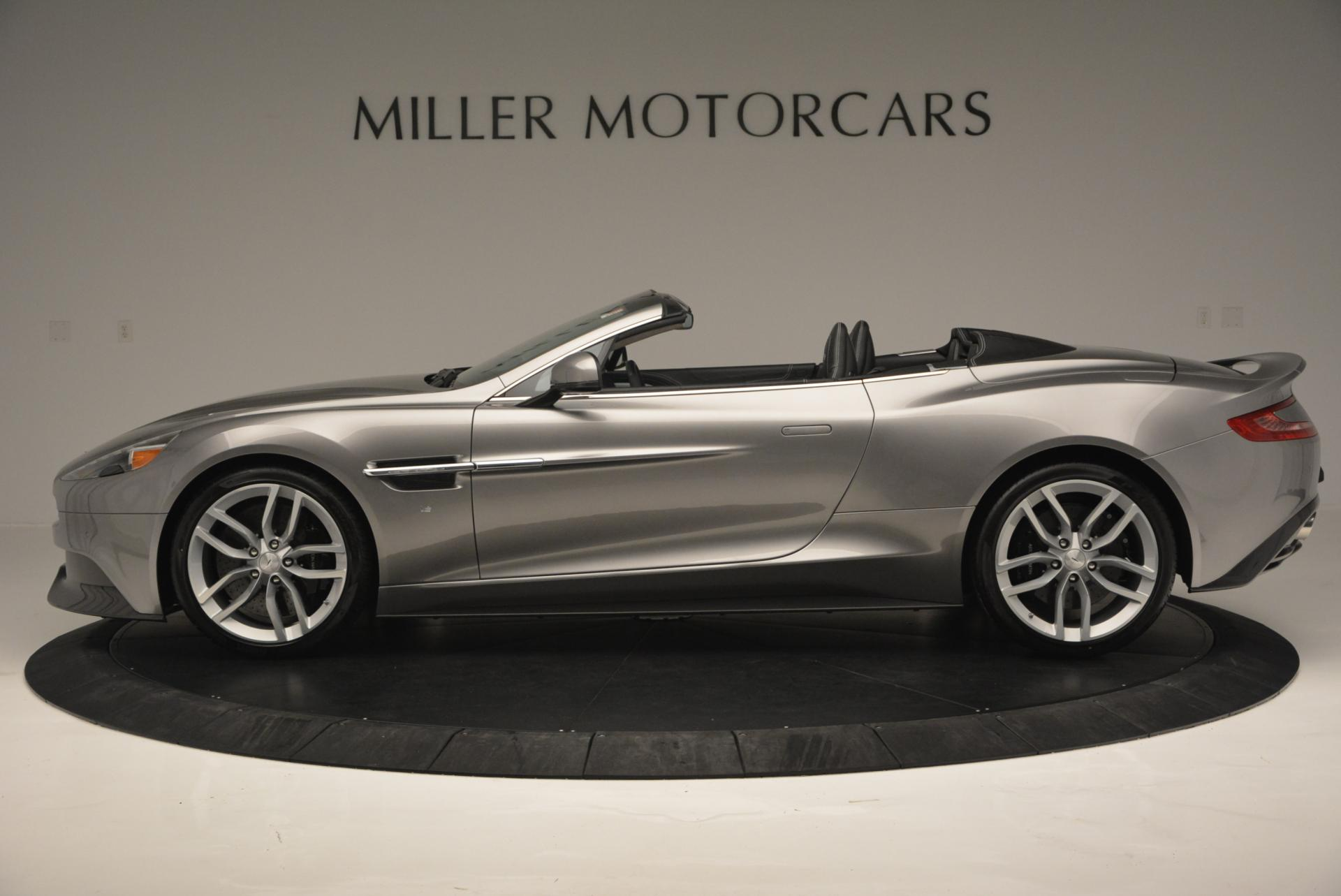 Used 2016 Aston Martin Vanquish Convertible For Sale In Westport, CT 96_p3