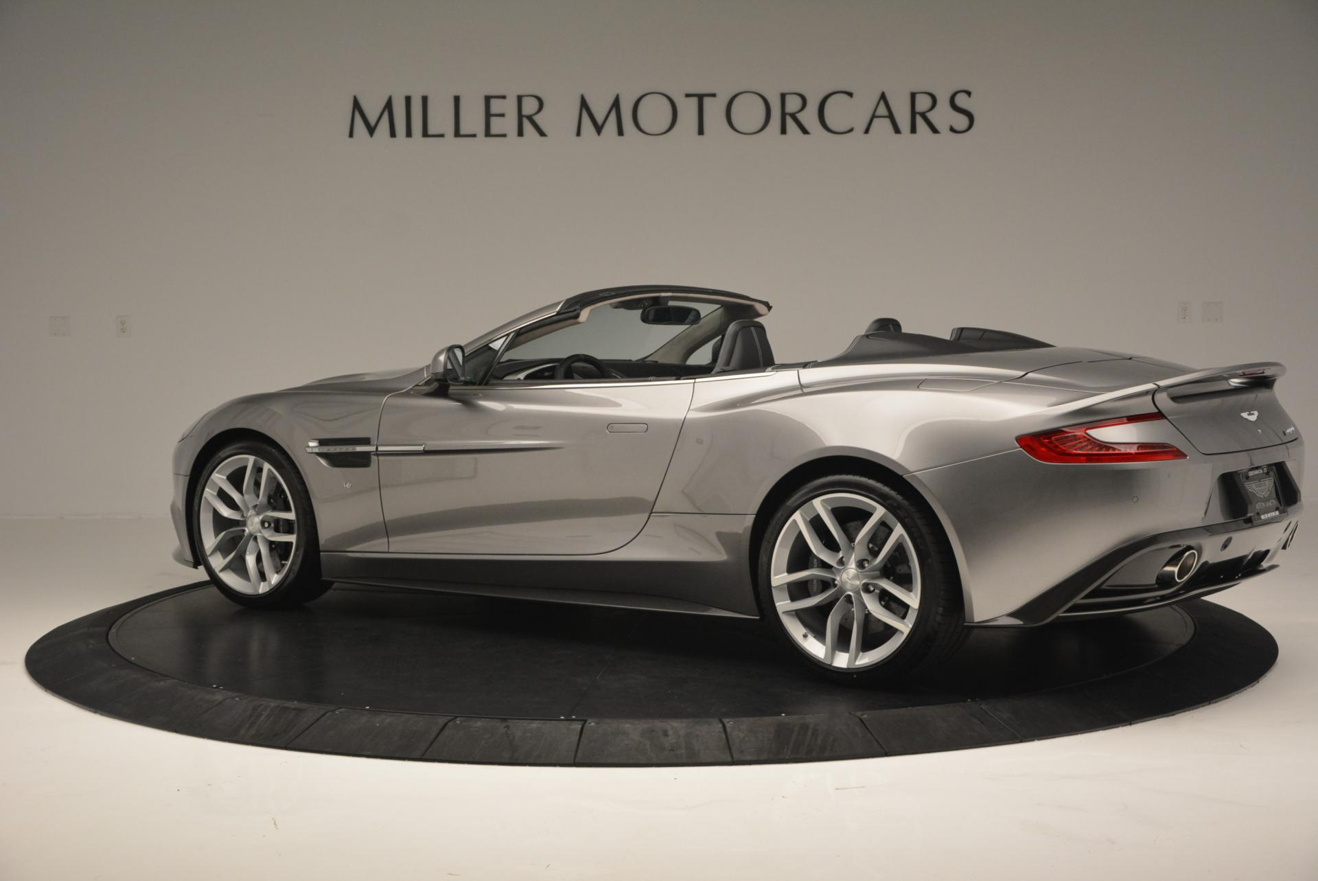 Used 2016 Aston Martin Vanquish Convertible For Sale In Westport, CT 96_p4