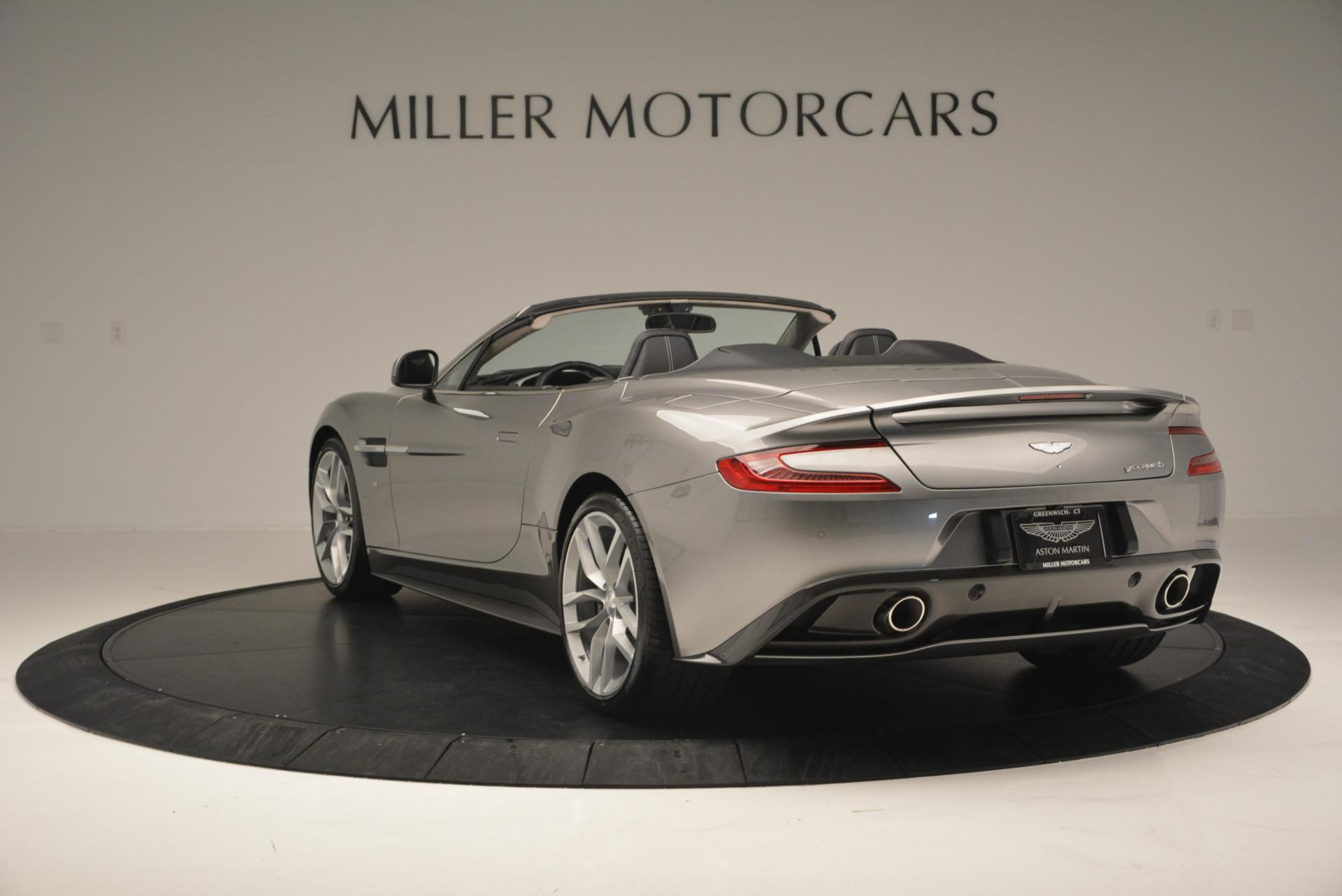Used 2016 Aston Martin Vanquish Convertible For Sale In Westport, CT 96_p5