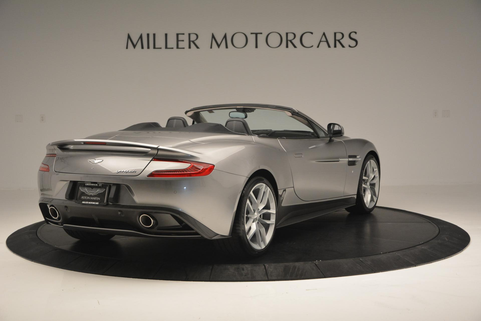 Used 2016 Aston Martin Vanquish Convertible For Sale In Westport, CT 96_p7