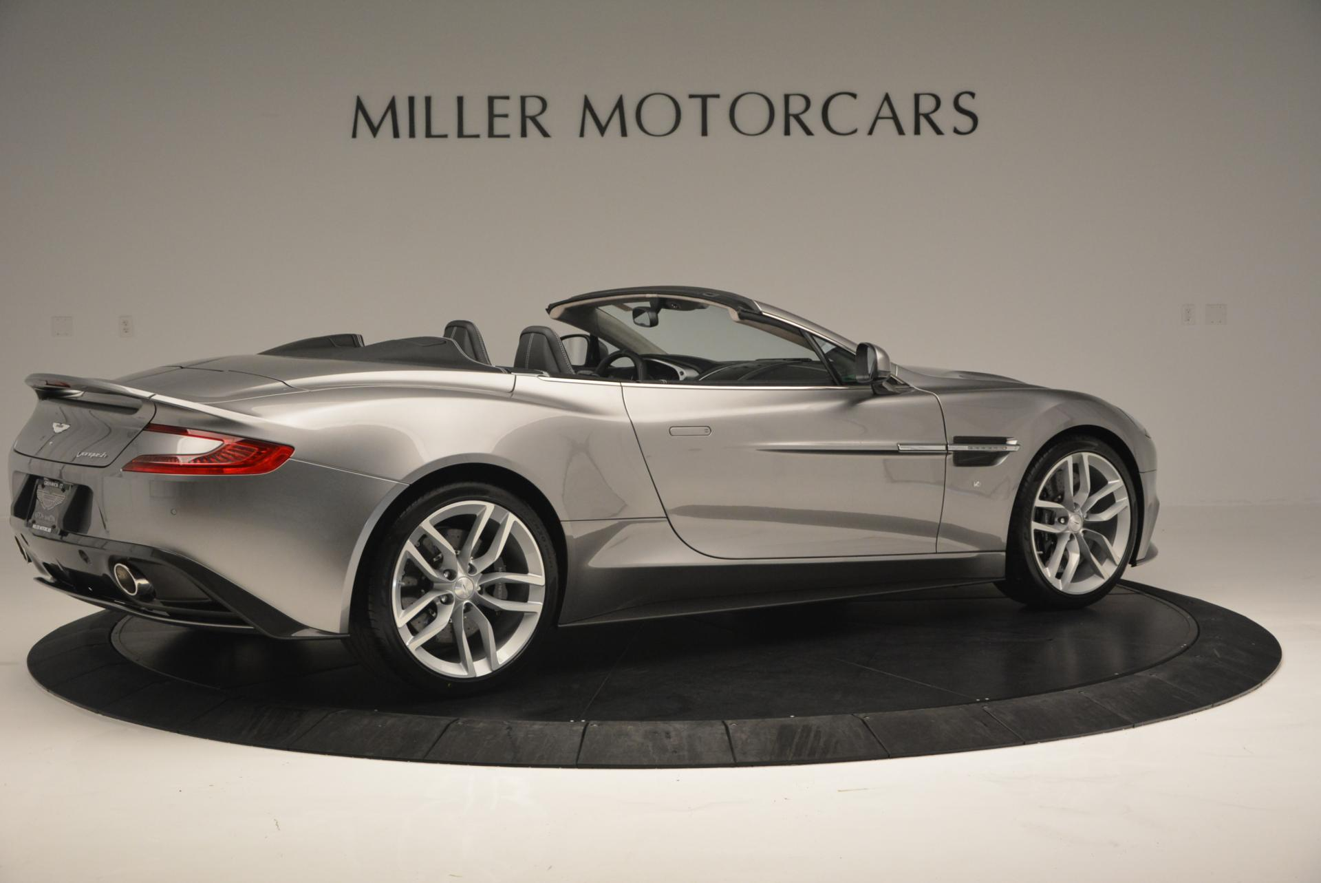 Used 2016 Aston Martin Vanquish Convertible For Sale In Westport, CT 96_p8