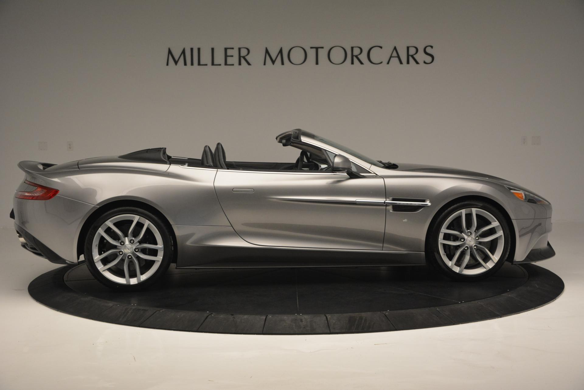 Used 2016 Aston Martin Vanquish Convertible For Sale In Westport, CT 96_p9