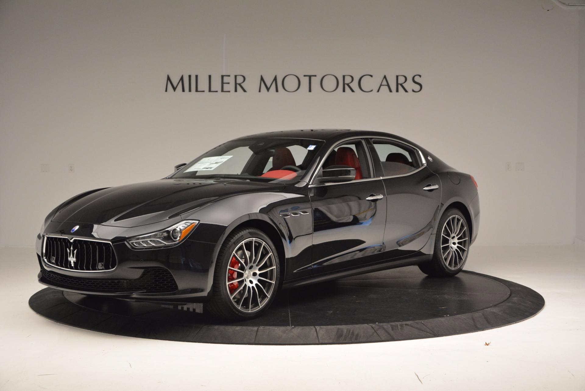 New 2017 Maserati Ghibli S Q4 For Sale In Westport, CT 961_p11