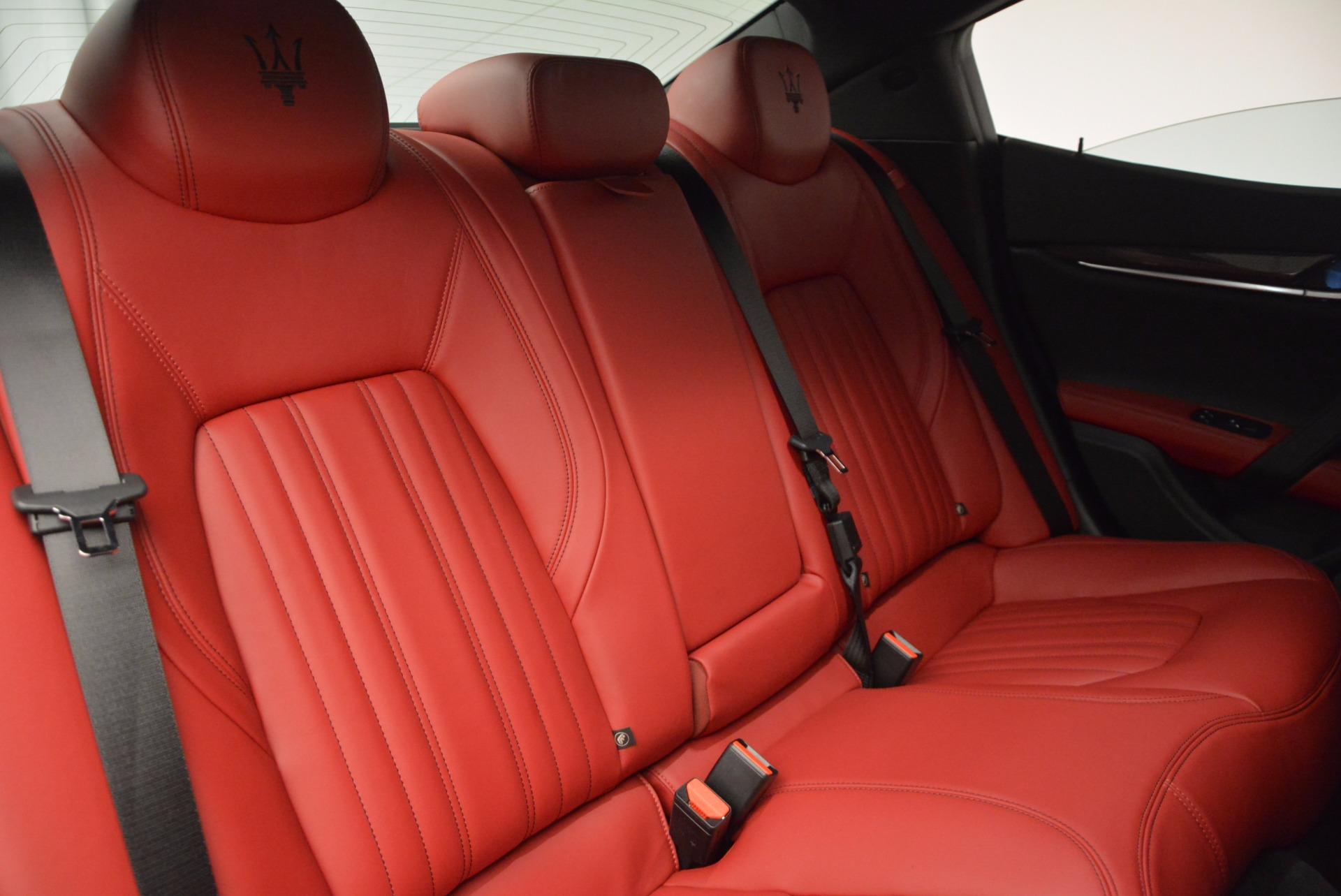 New 2017 Maserati Ghibli S Q4 For Sale In Westport, CT 961_p22