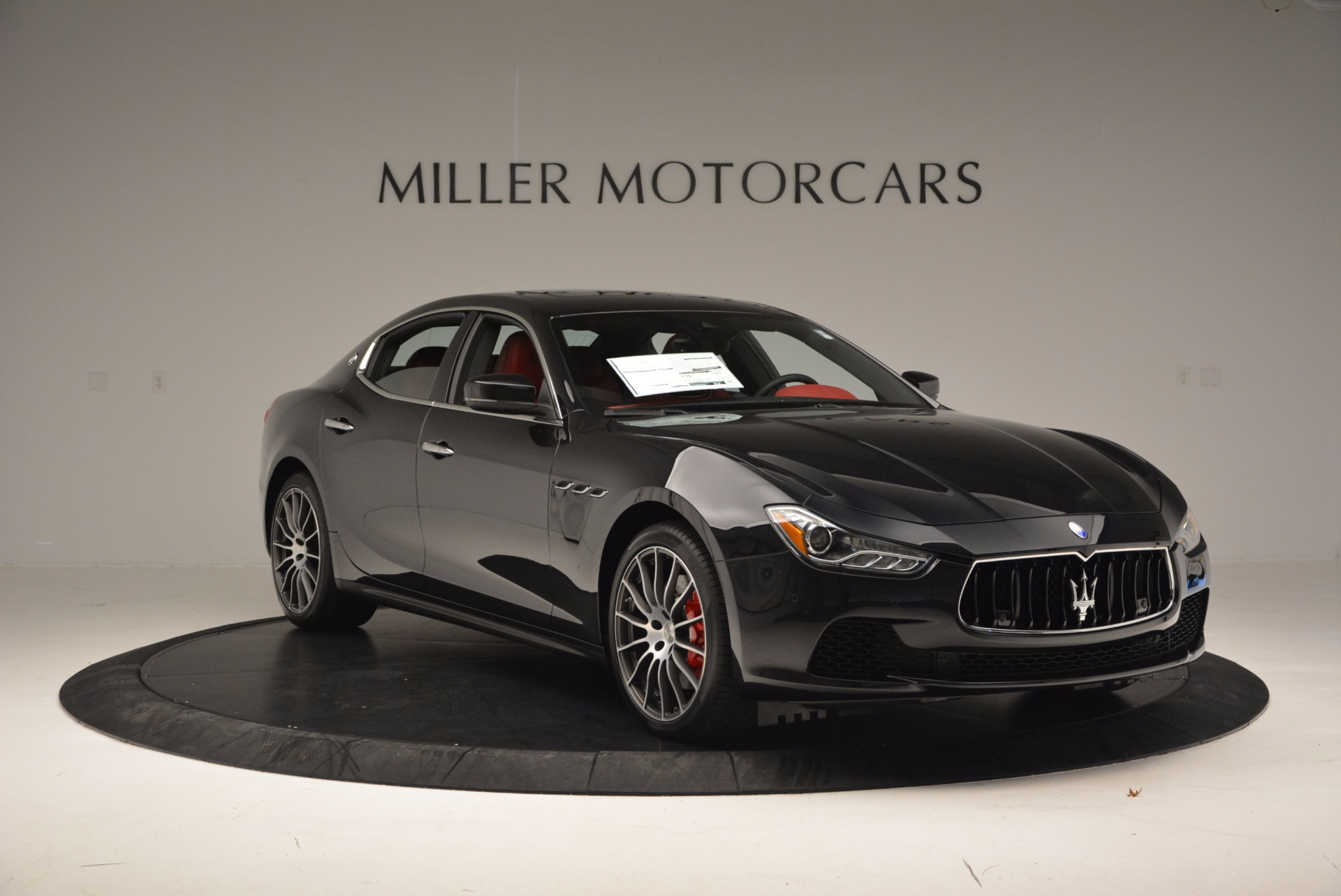 New 2017 Maserati Ghibli S Q4 For Sale In Westport, CT 961_p5