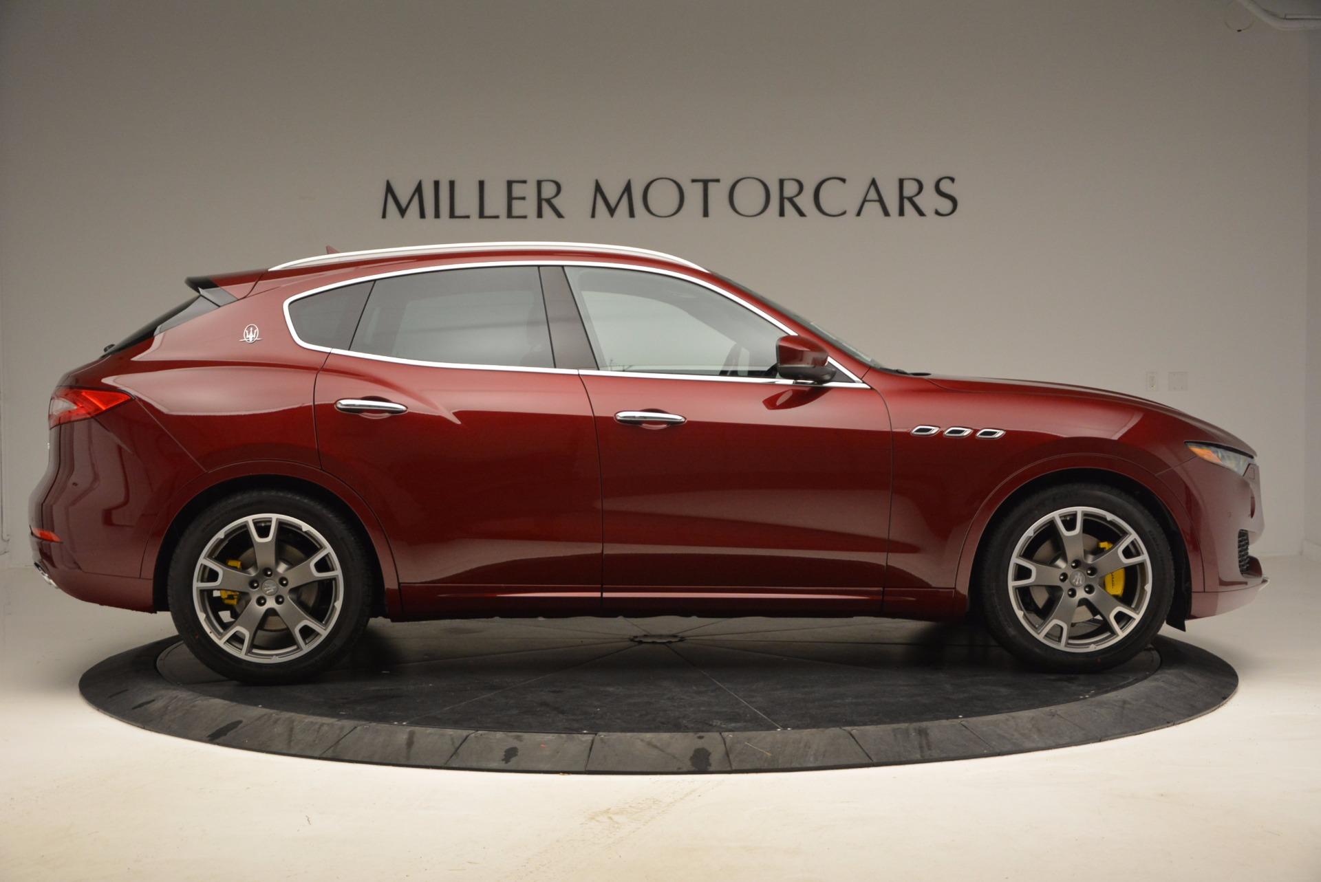New 2017 Maserati Levante S For Sale In Westport, CT 965_p10