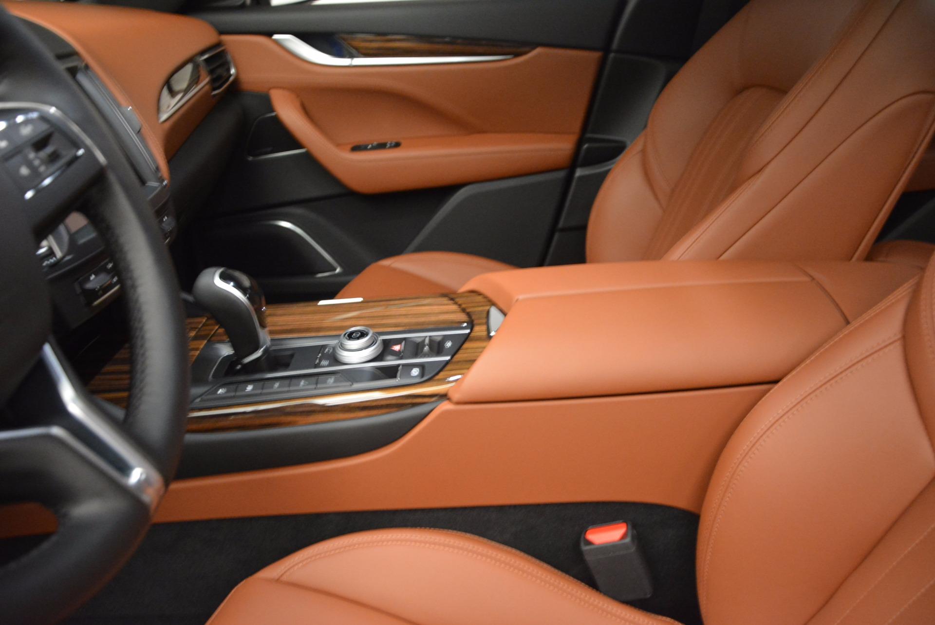 New 2017 Maserati Levante S For Sale In Westport, CT 965_p15