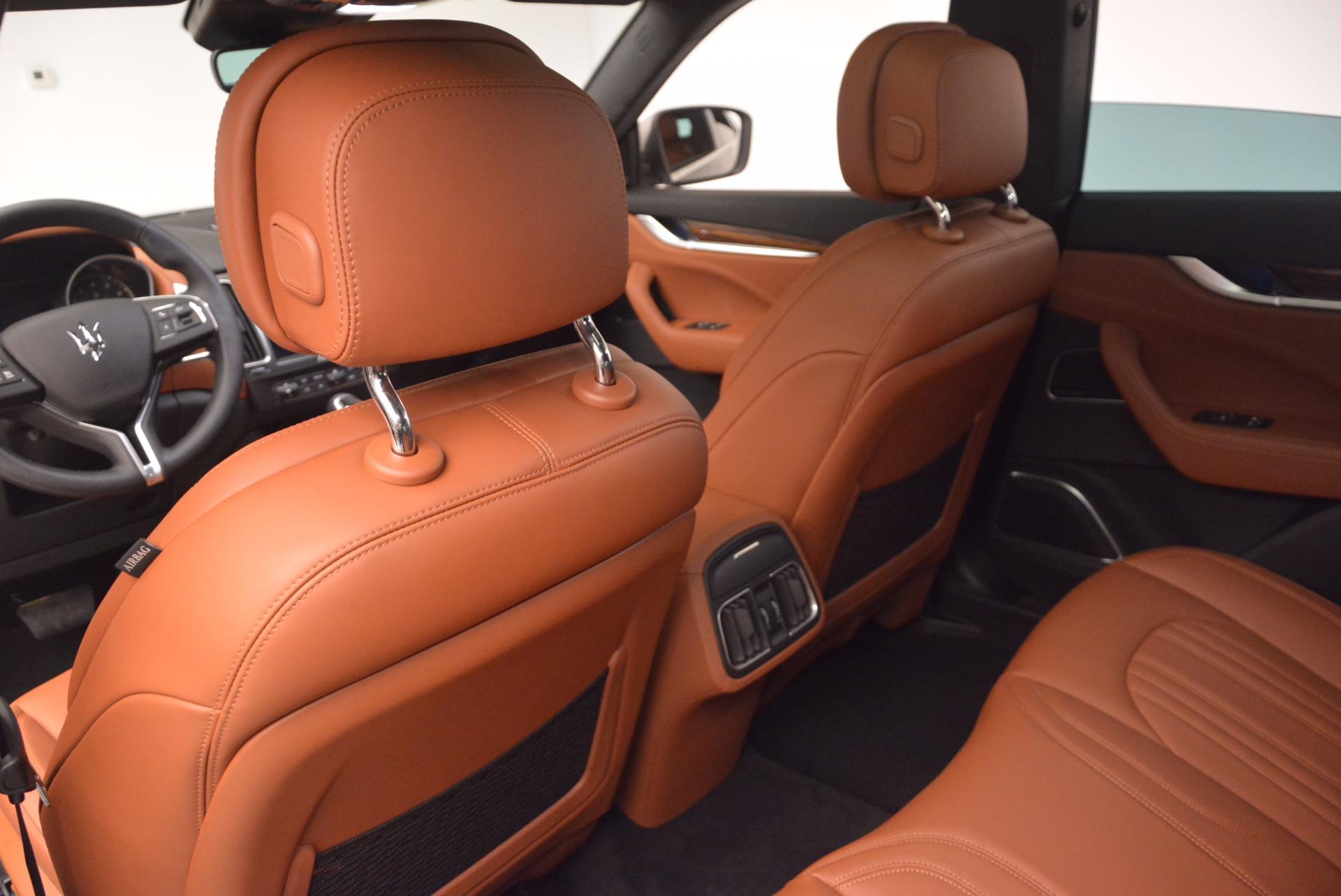 New 2017 Maserati Levante S For Sale In Westport, CT 965_p20