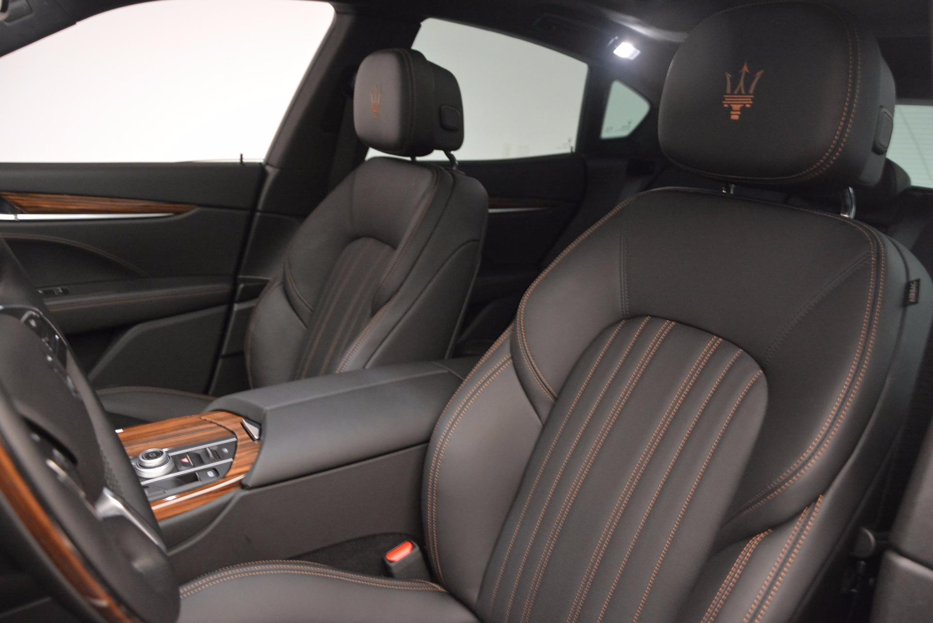 New 2017 Maserati Levante S For Sale In Westport, CT 965_p27