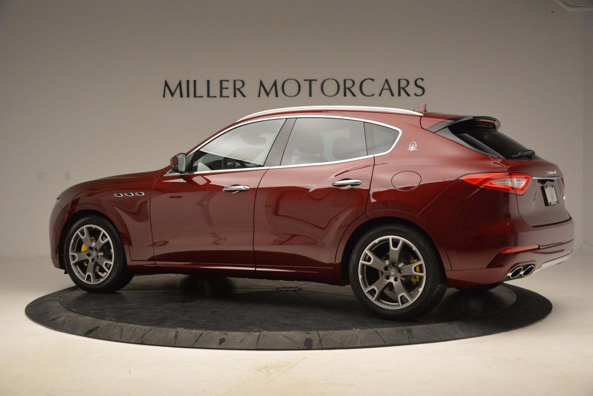 New 2017 Maserati Levante S For Sale In Westport, CT 965_p5