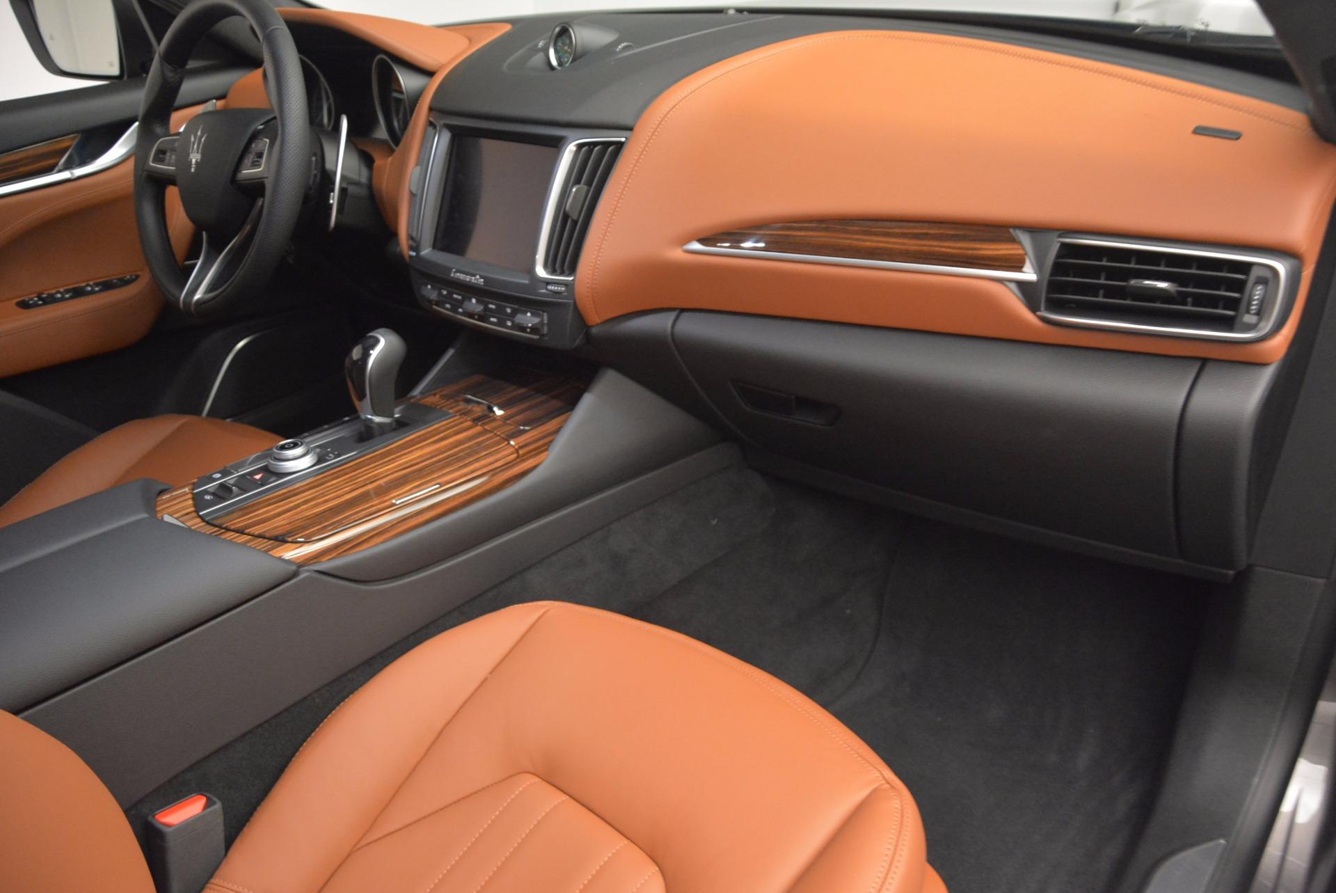 New 2017 Maserati Levante  For Sale In Westport, CT 966_p19