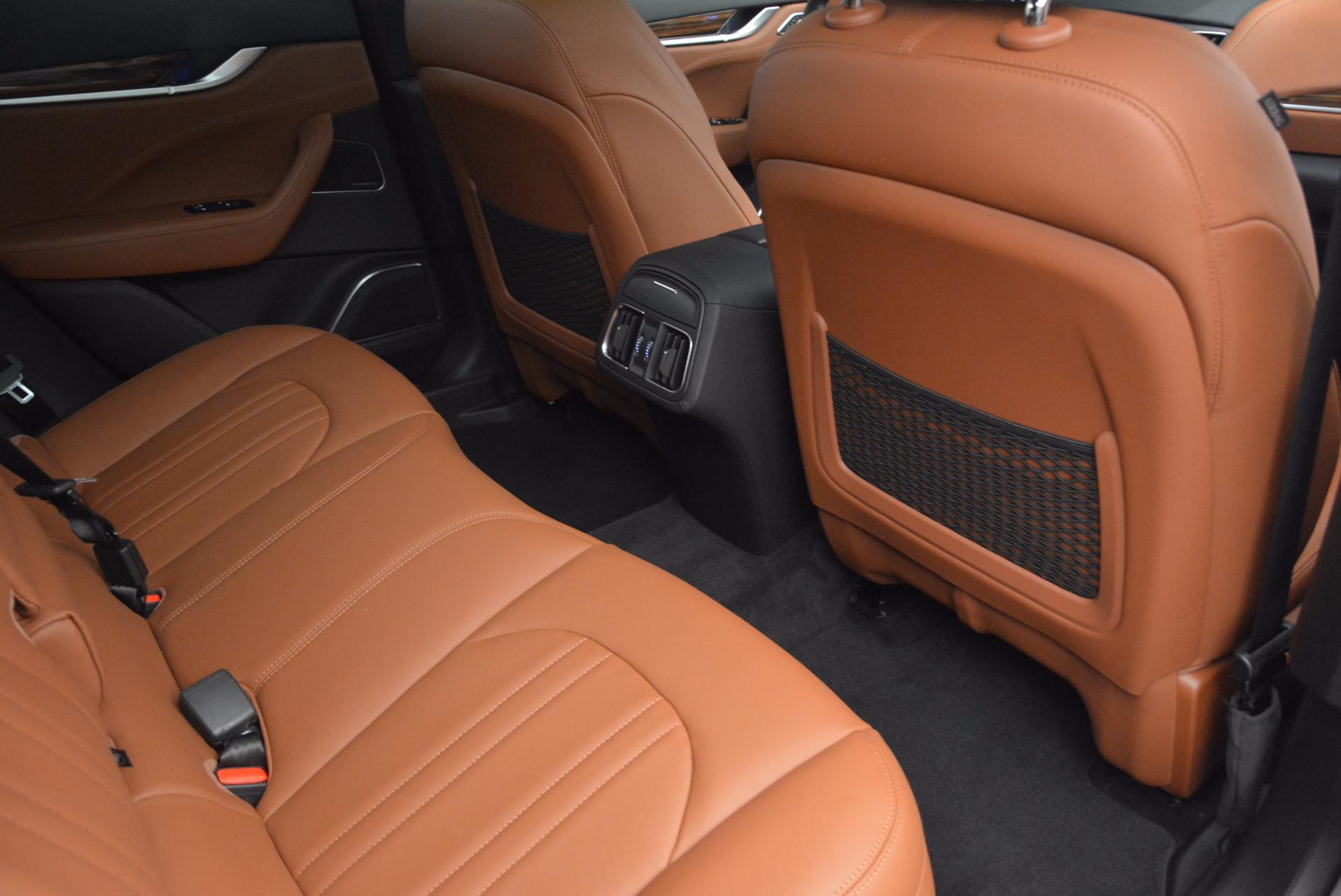 New 2017 Maserati Levante  For Sale In Westport, CT 966_p22