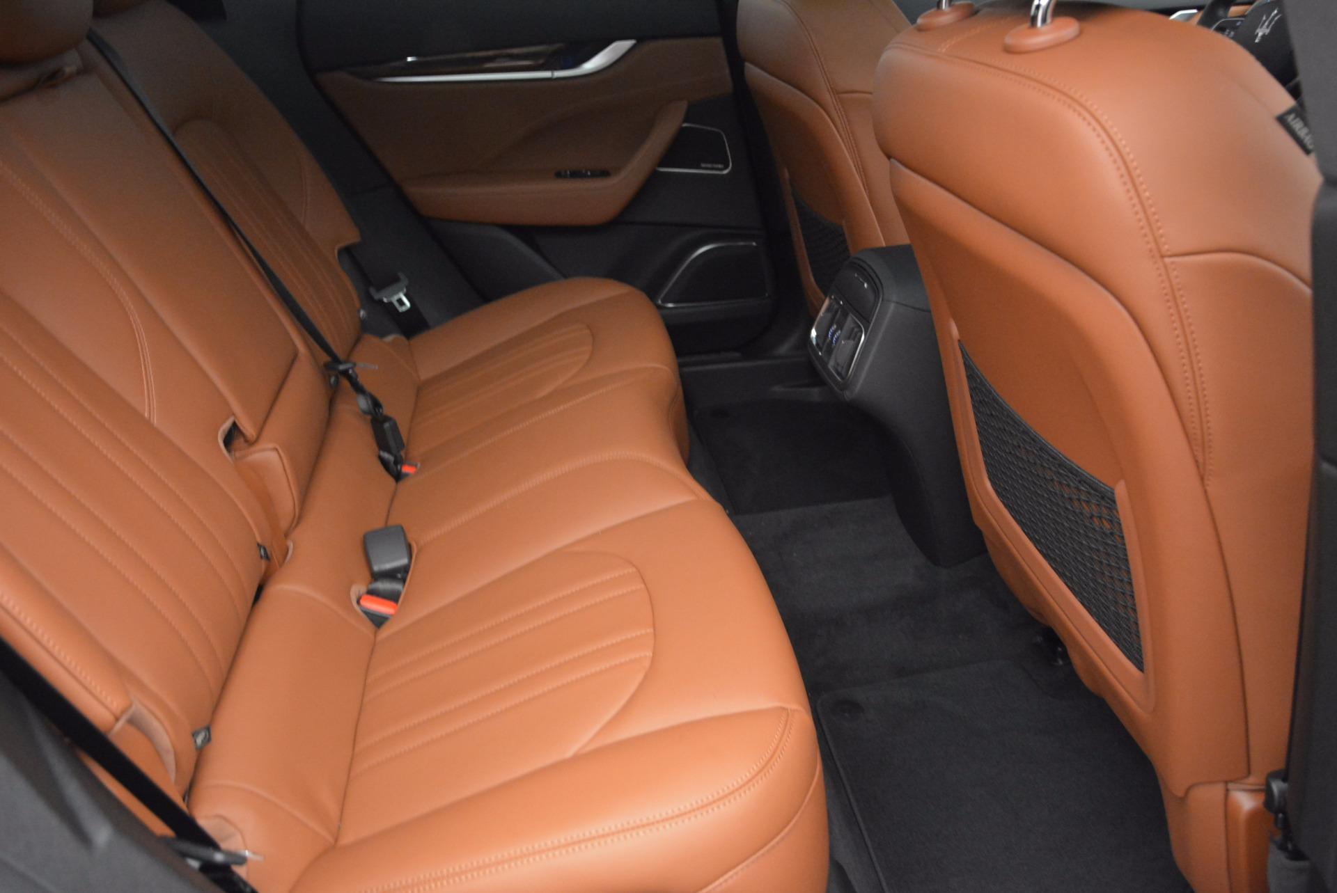 New 2017 Maserati Levante  For Sale In Westport, CT 966_p23